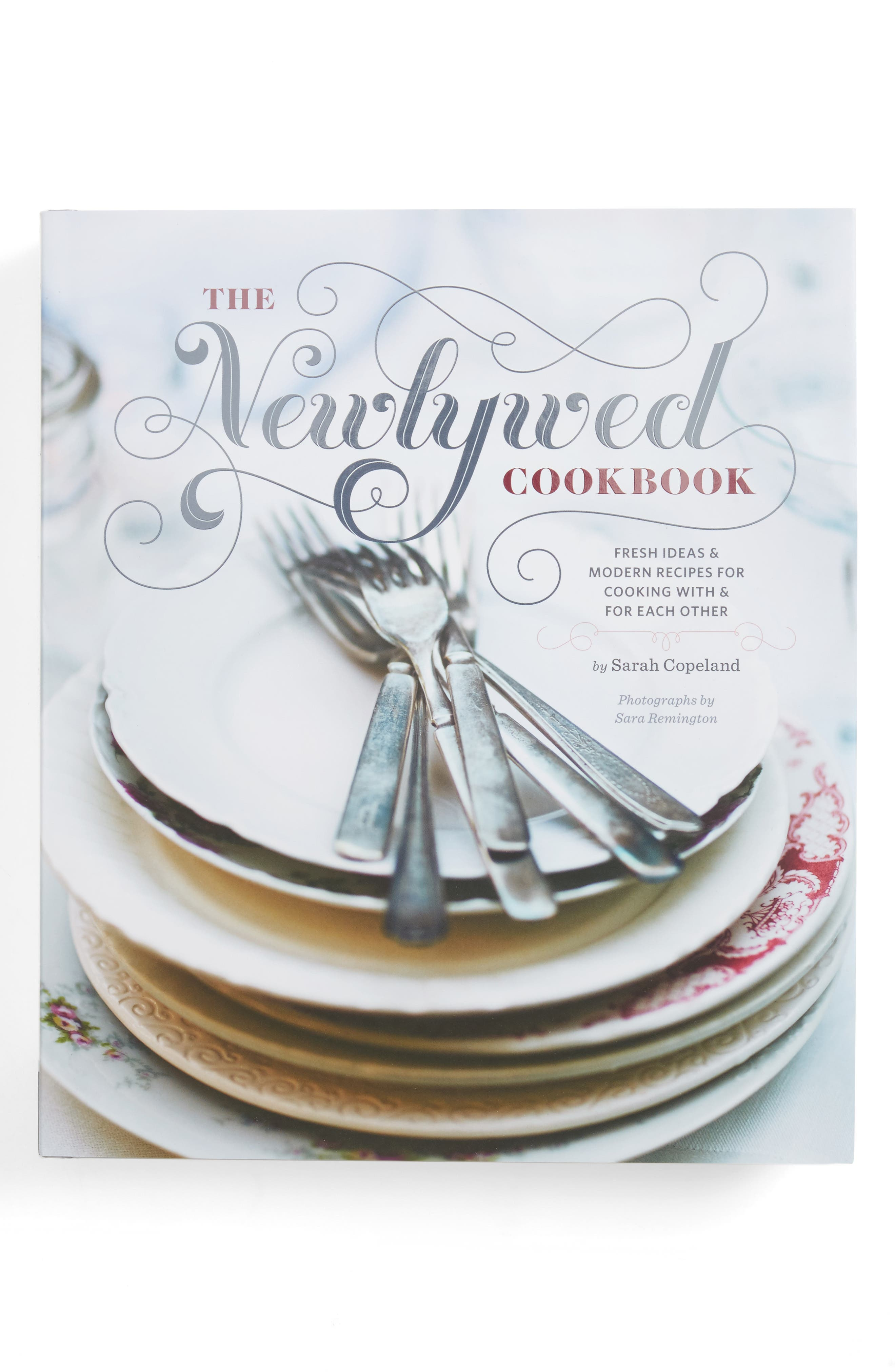 Alternate Image 1 Selected - 'The Newlywed Cookbook'
