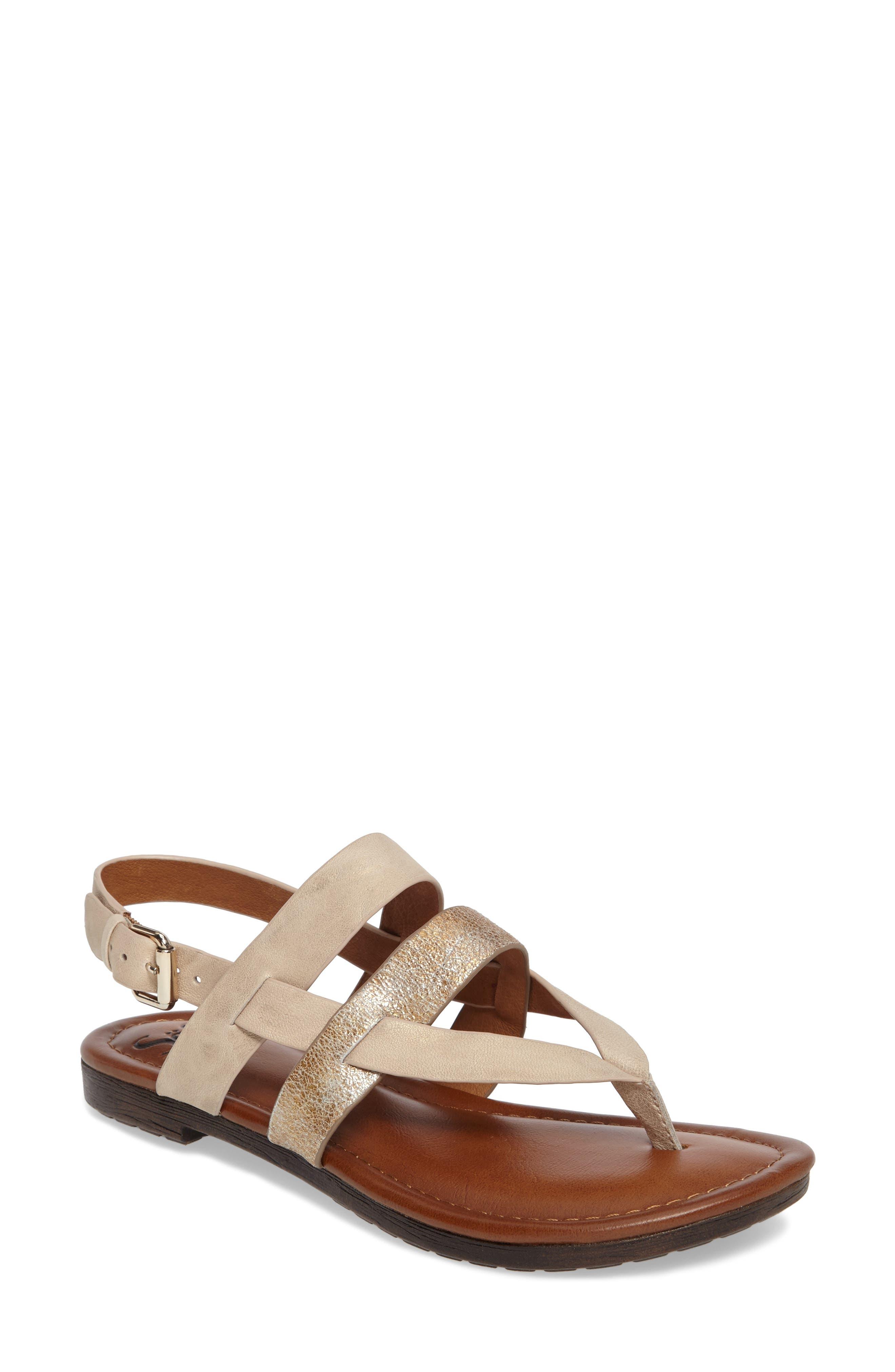 Söfft Bena Strappy Sandal (Women)