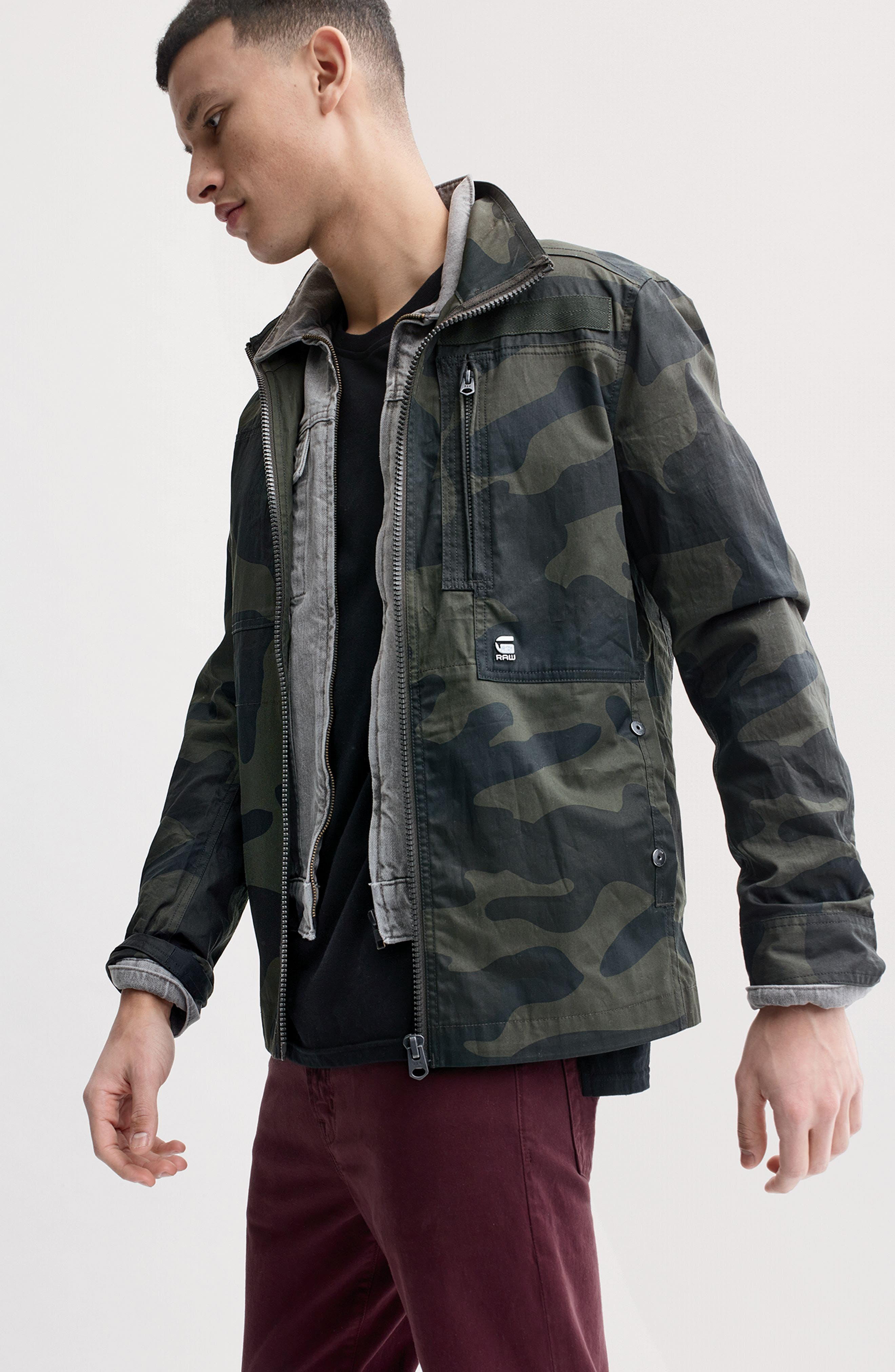 Military, Field & Utility Jackets for Men | Nordstrom