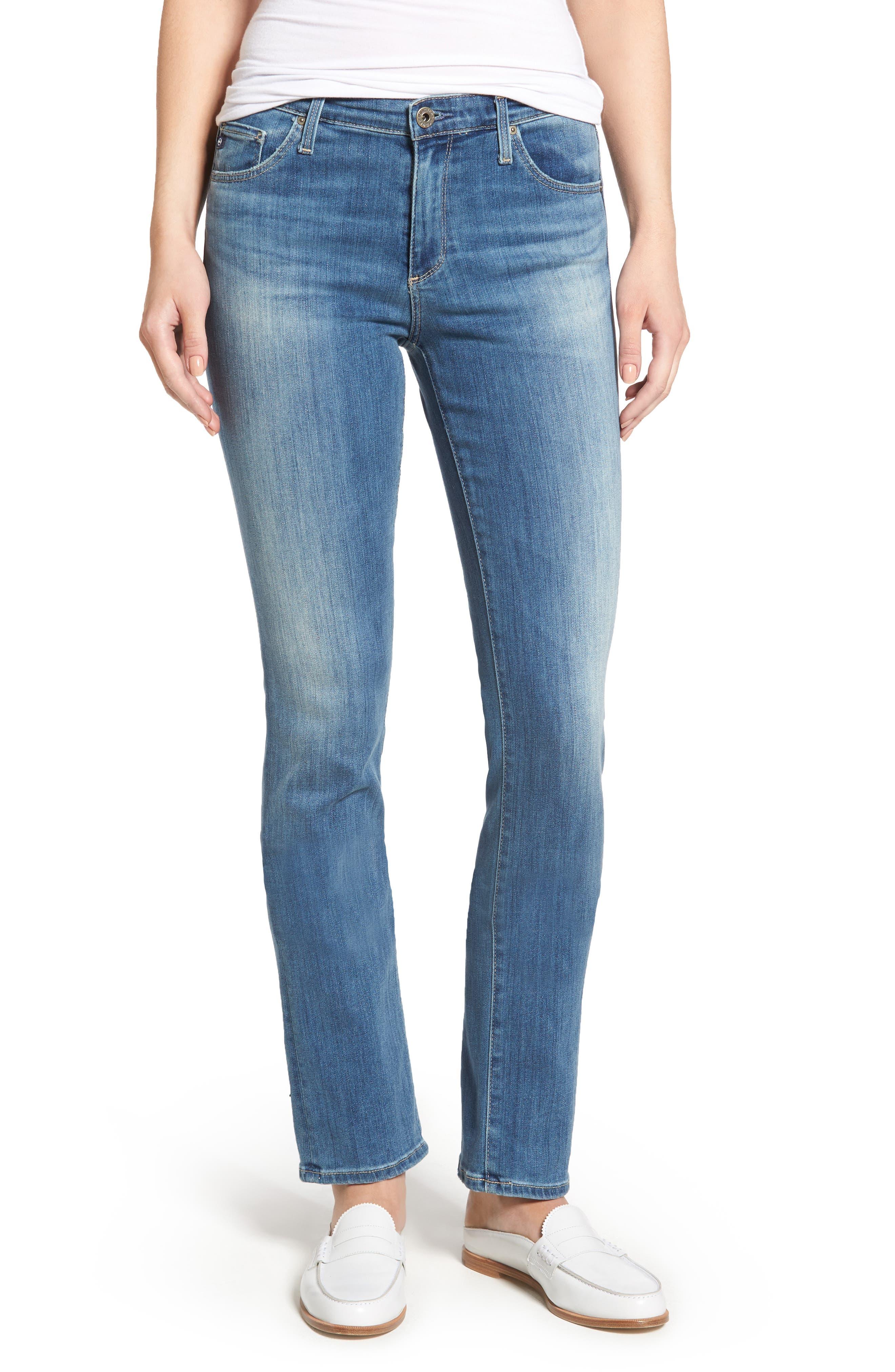 AG Harper Slim Straight Leg Jeans (Talent)