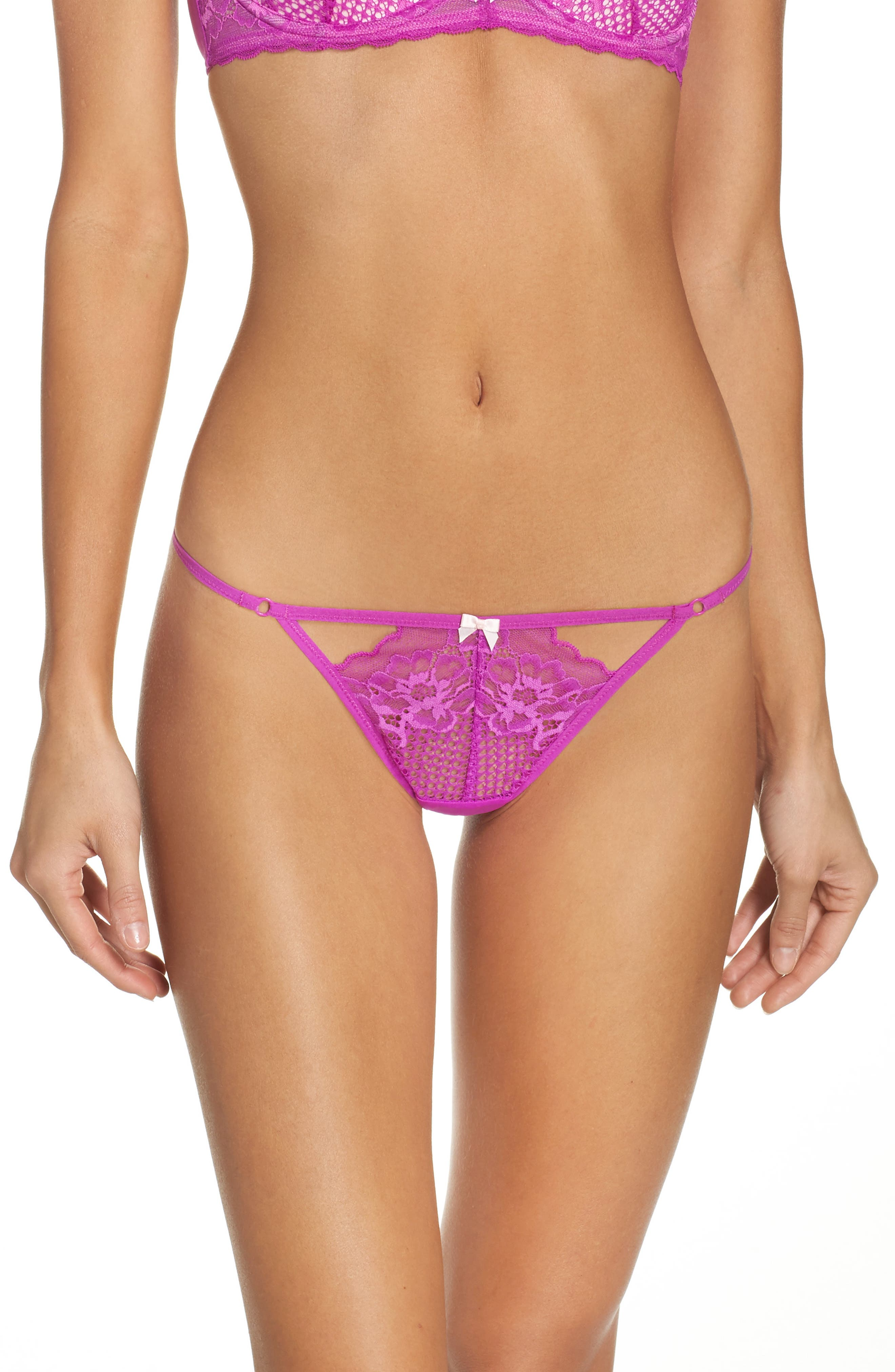 Betsey Johnson Perfectly Sexy Thong