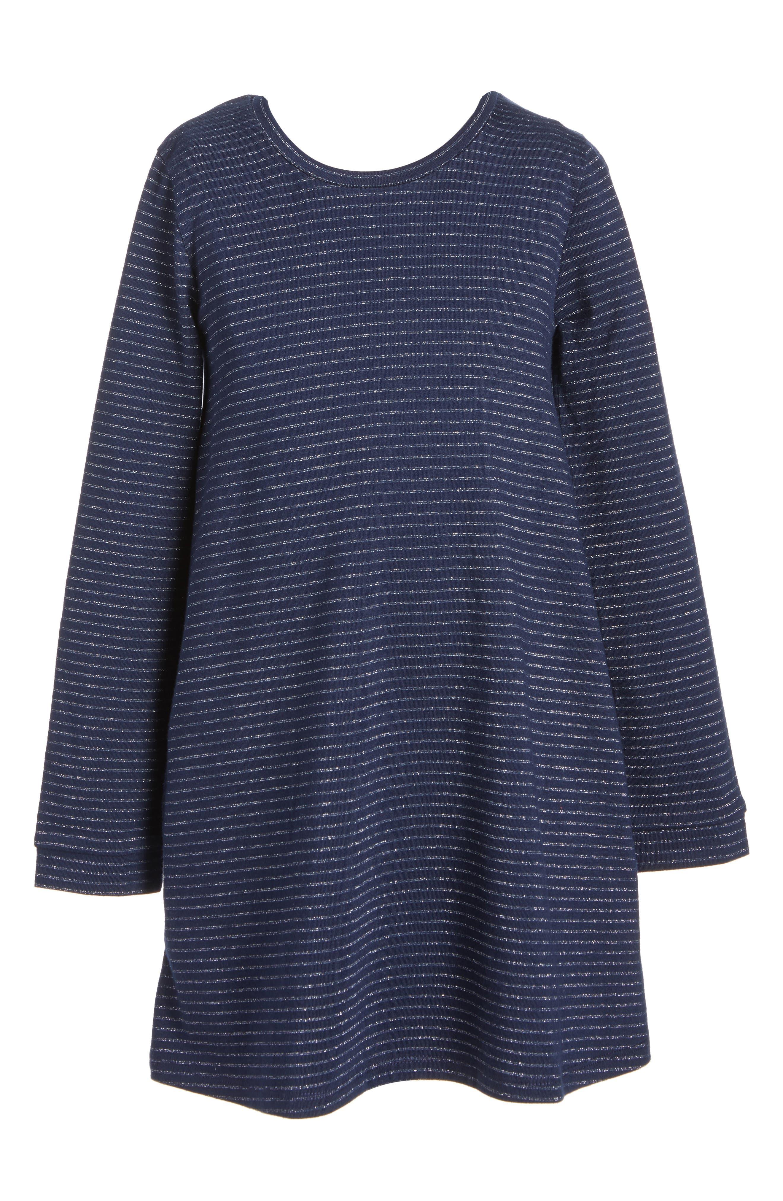 Tucker + Tate Lurex Stripe Dress (Toddler Girls, Little Girls & Big Girls)