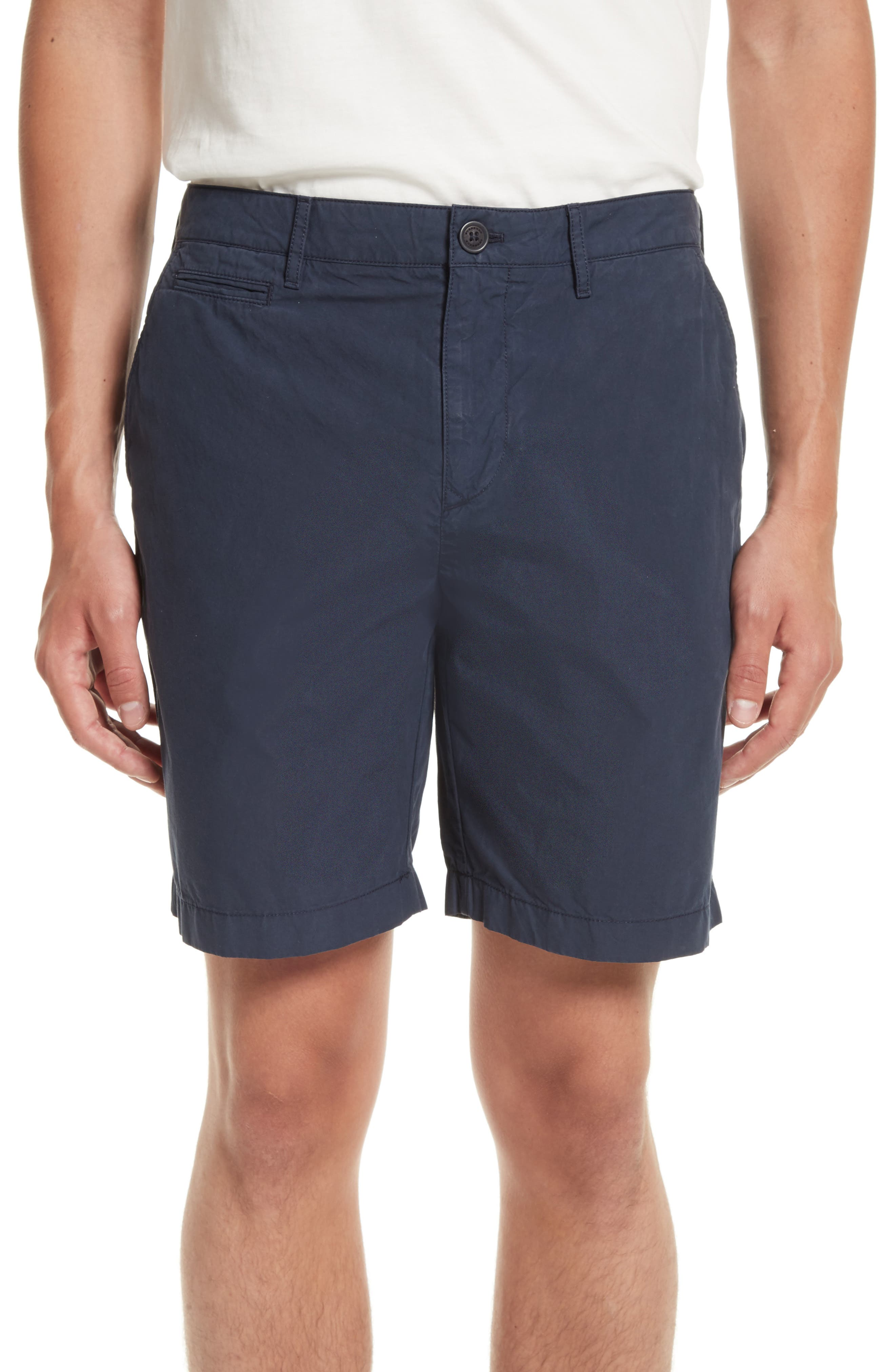 Burberry Regular Fit Chino Shorts