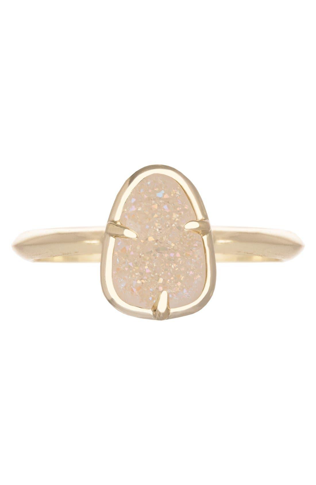 Alternate Image 1 Selected - Kendra Scott 'Haylee' Stone Ring