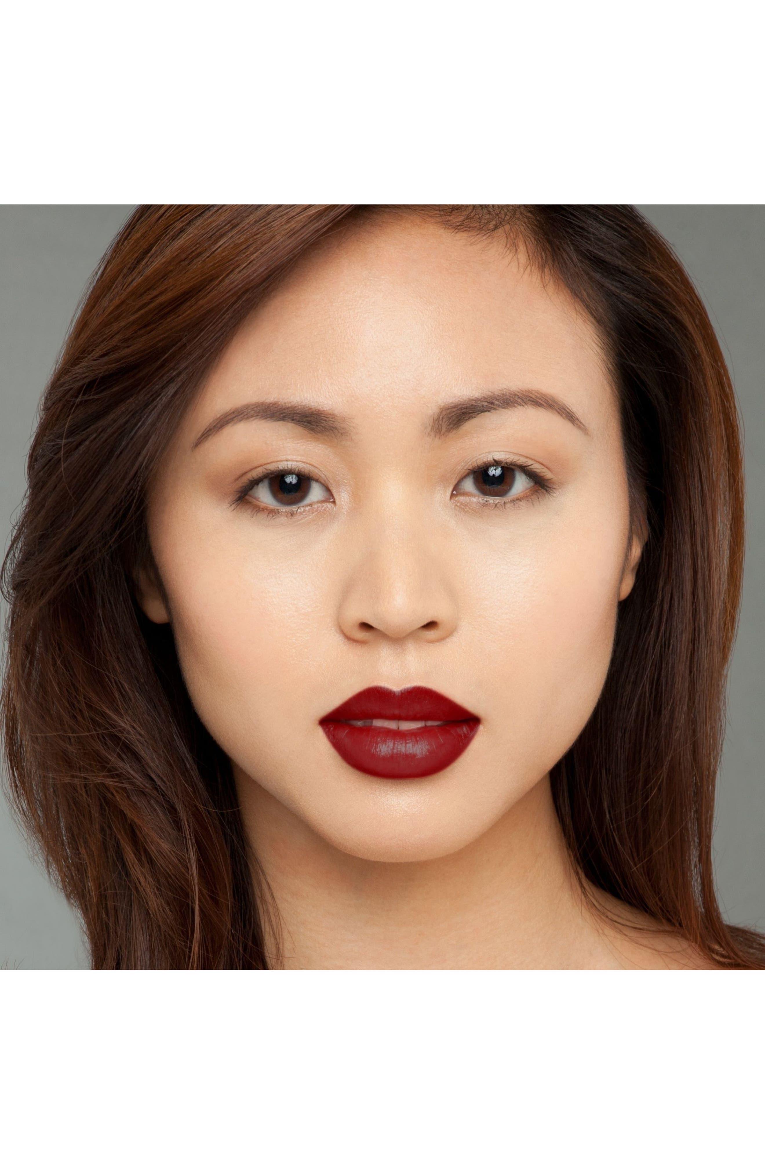 Alternate Image 6  - Lancôme LAbsolu Rouge Hydrating Shaping Lip Color