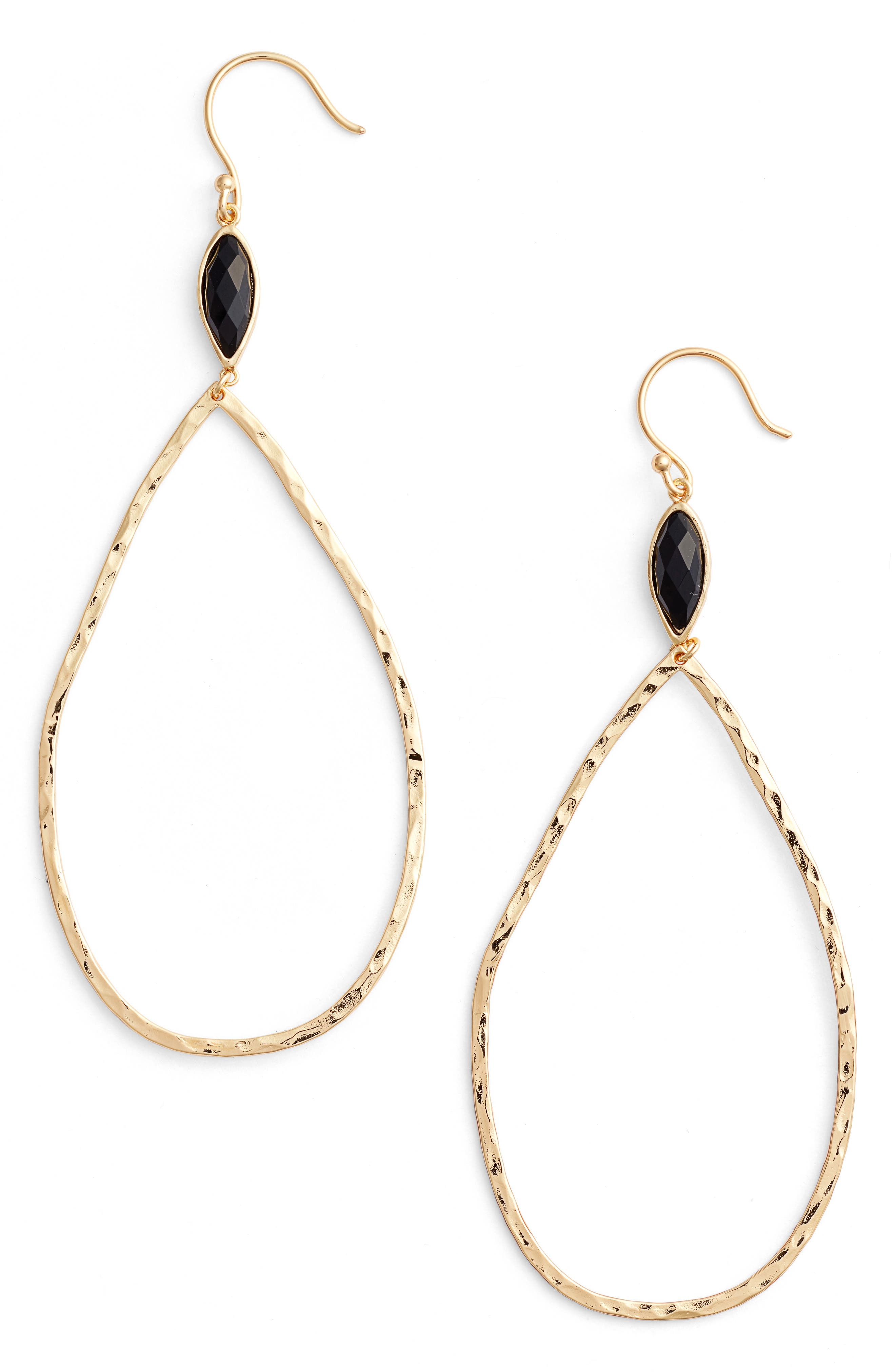 gorjana Lola Semiprecious Stone Drop Earrings