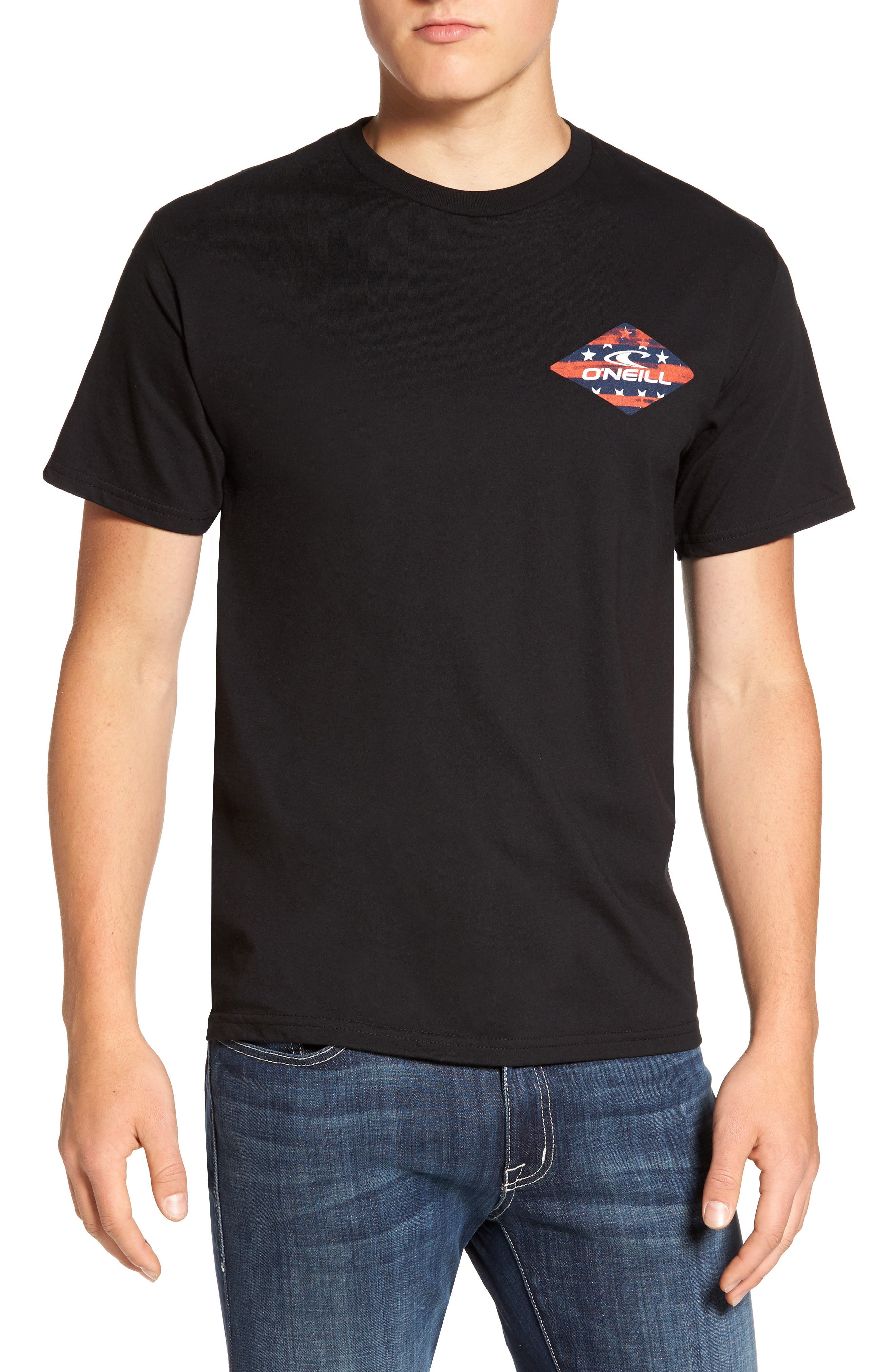 O'Neill Fireworks Graphic T-Shirt