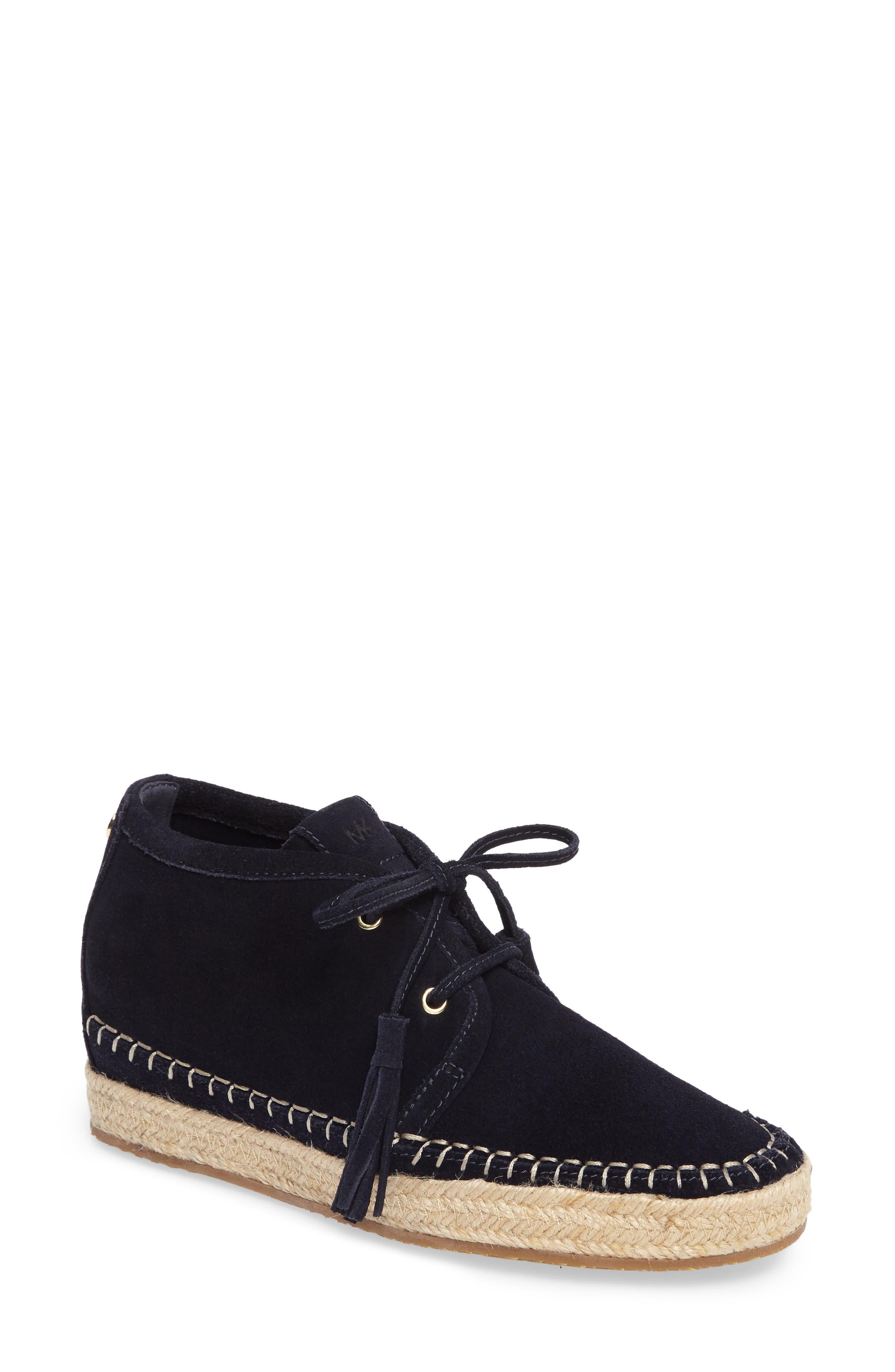 MICHAEL Michael Kors Kendrick Wedge Sneaker (Women)