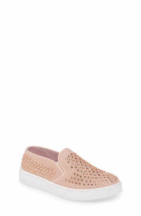 MICHAEL Michael Kors Ivy Meadow Slip-On Sneaker (Walker, Toddler, Little Kid   Big Kid)