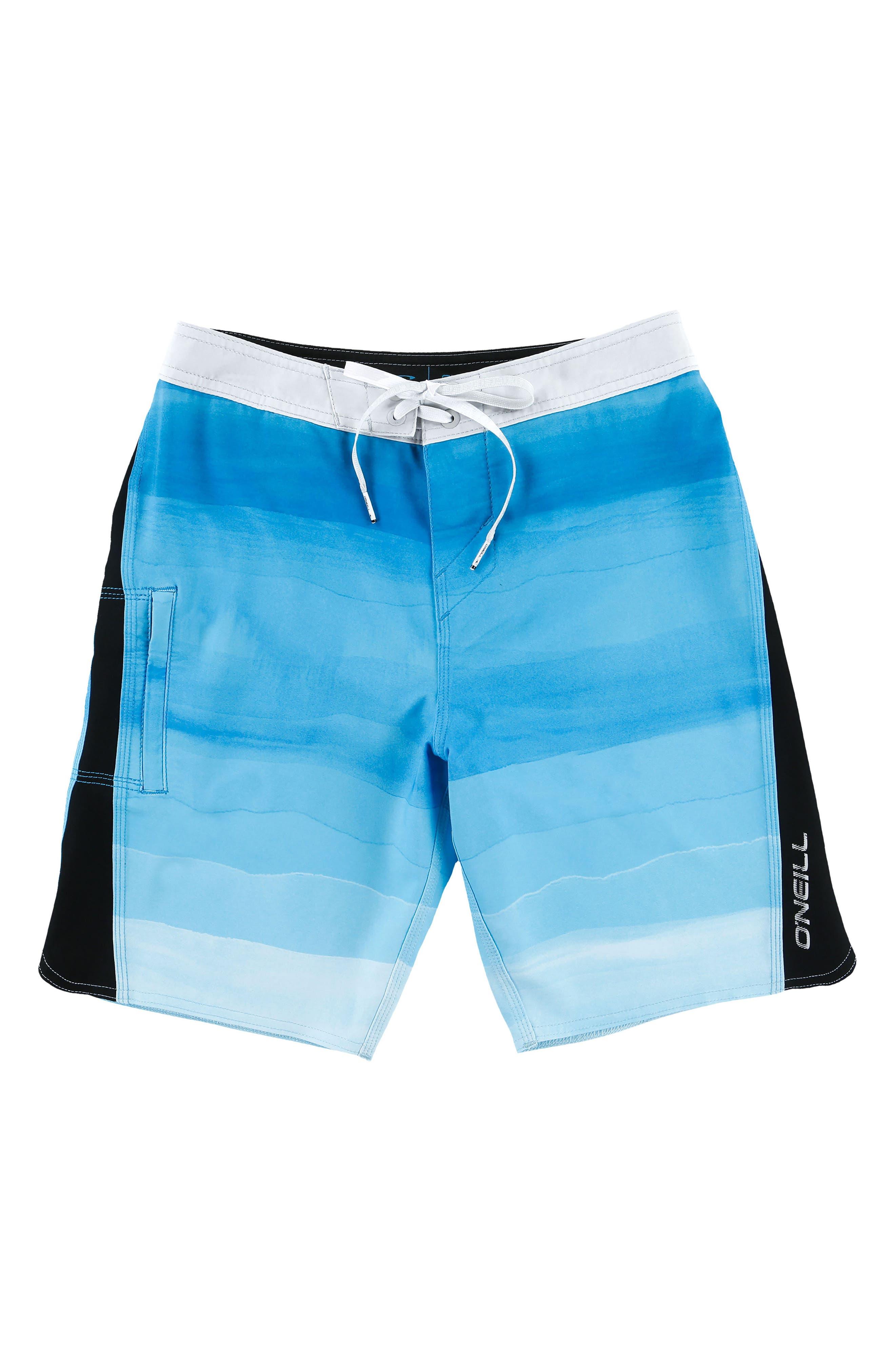 O'Neill Sneakyfreak Axiom Board Shorts (Big Boys)