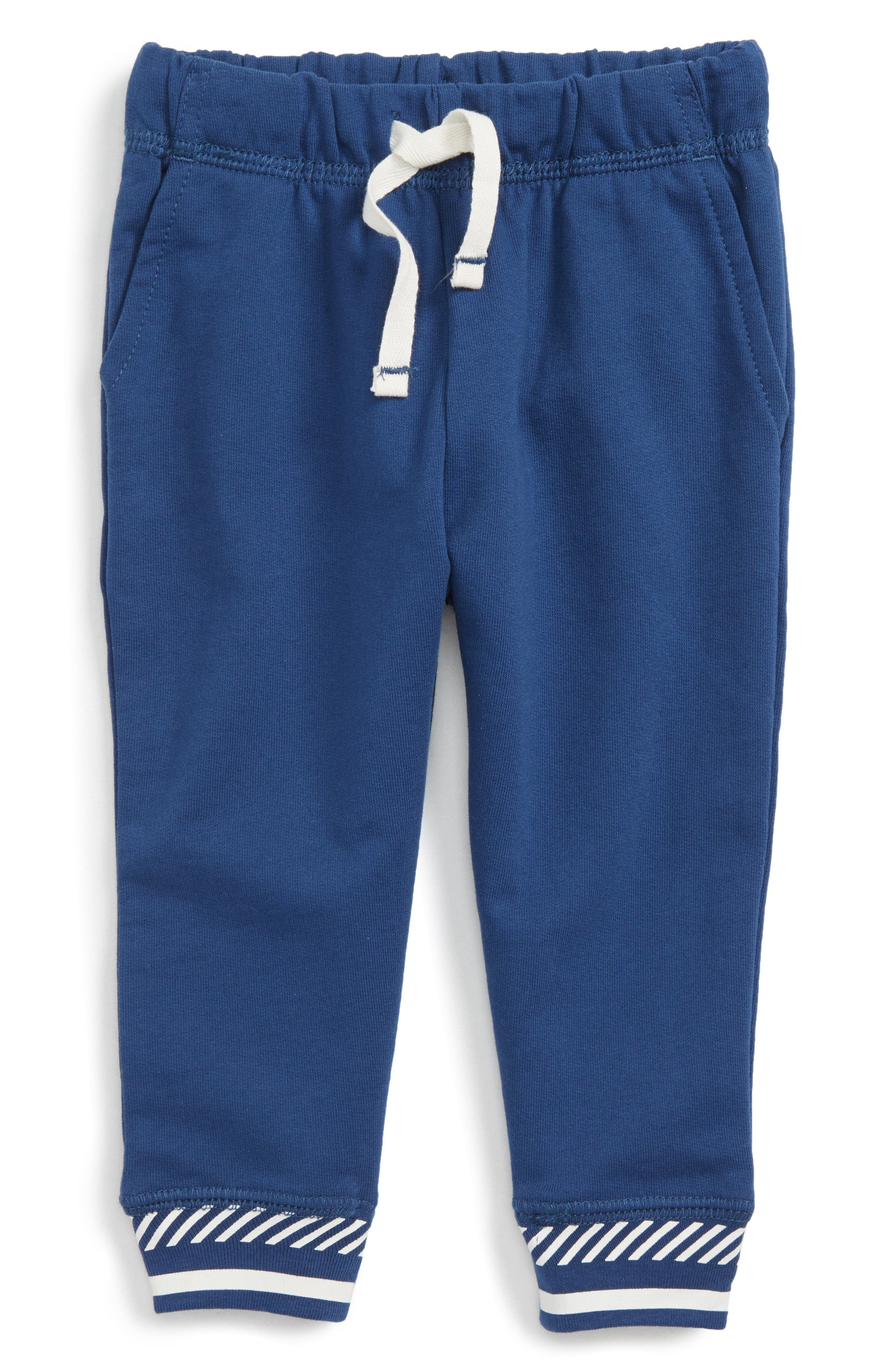 Tea Collection Jogger Pants (Baby Boys)
