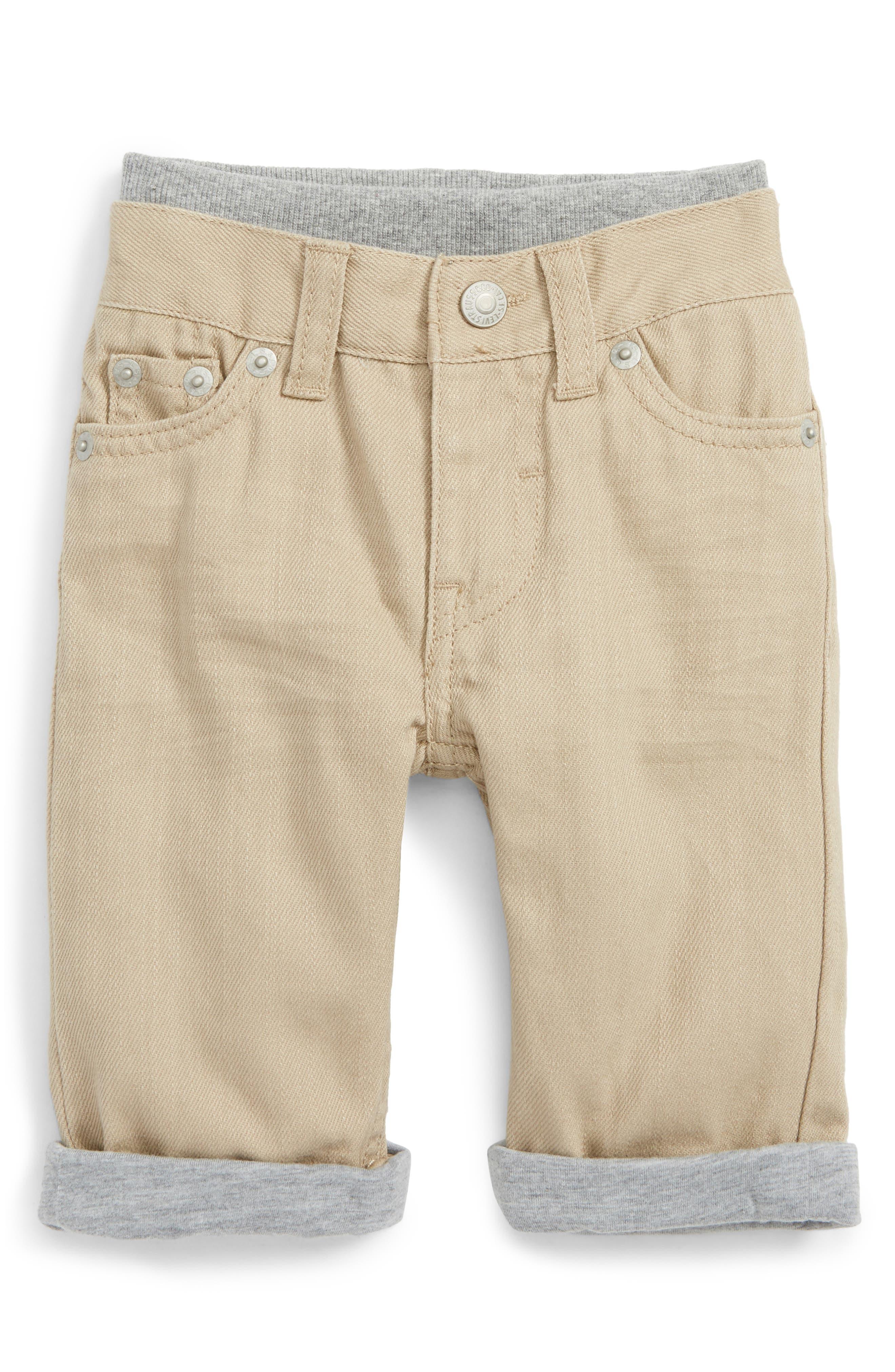 Levi's® Sullivan Straight Leg Jeans (Baby Boys)