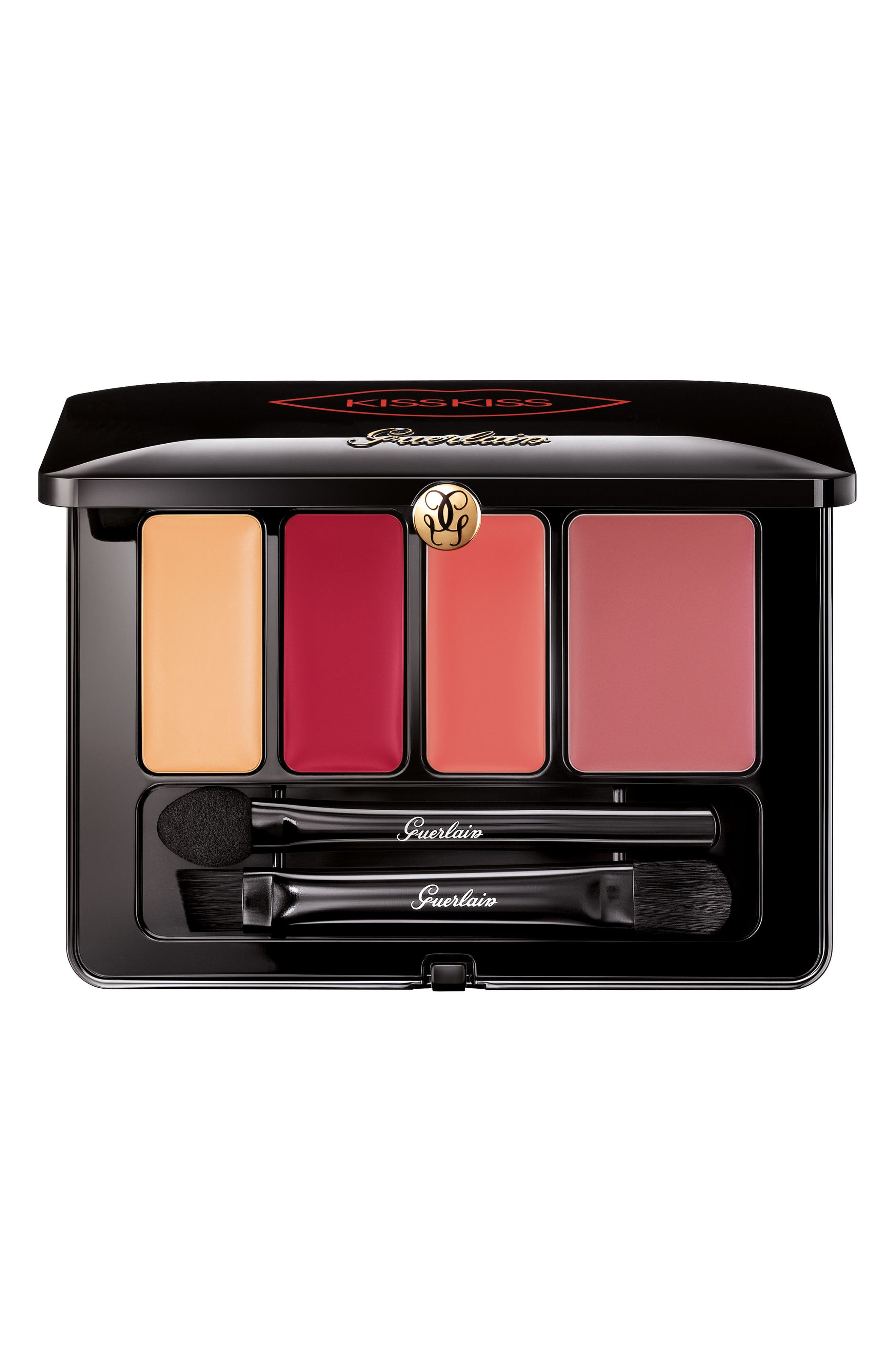 Guerlain KissKiss Contouring Lip Palette