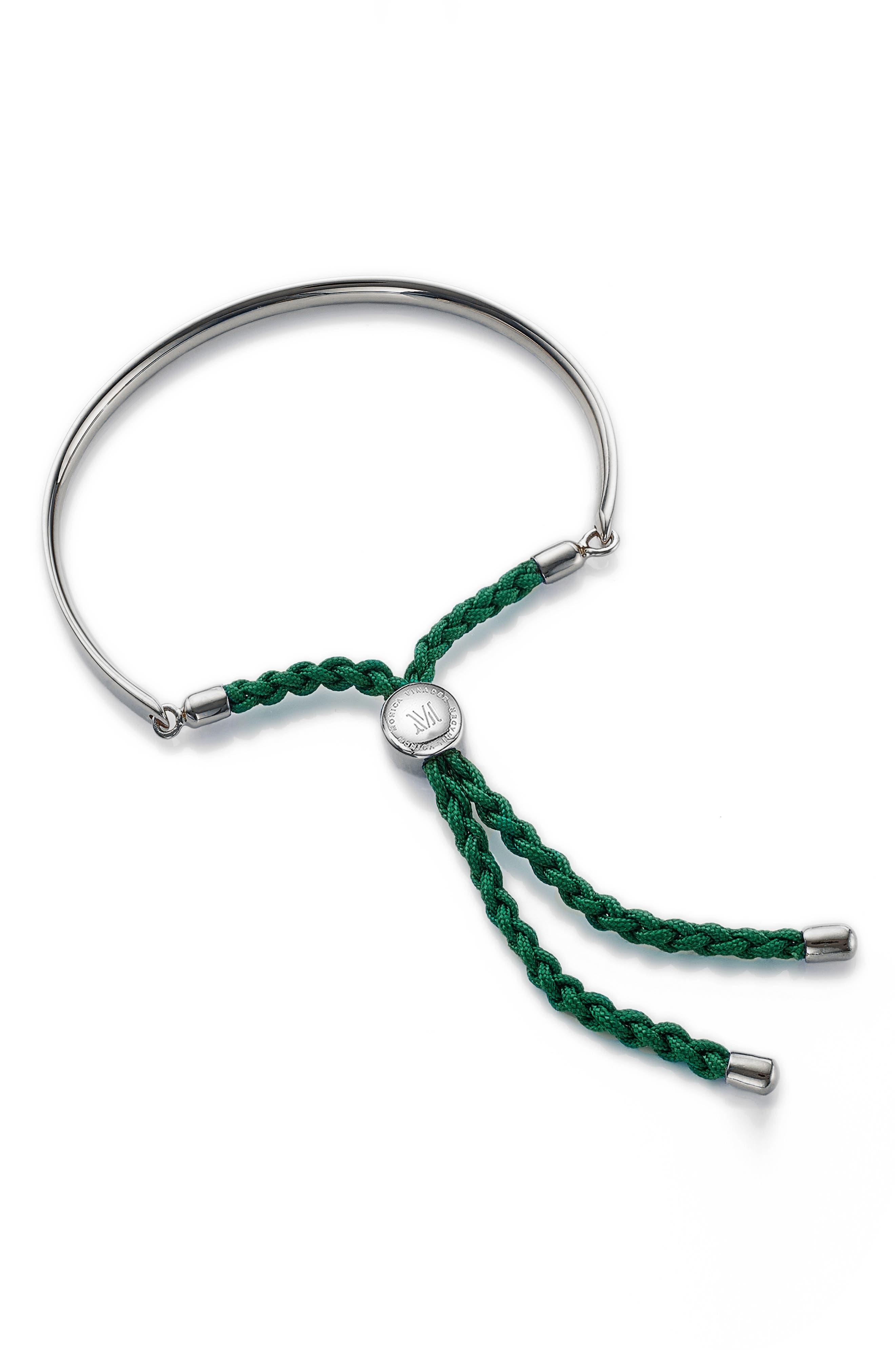 Monica Vinader Fiji Friendship Bracelet