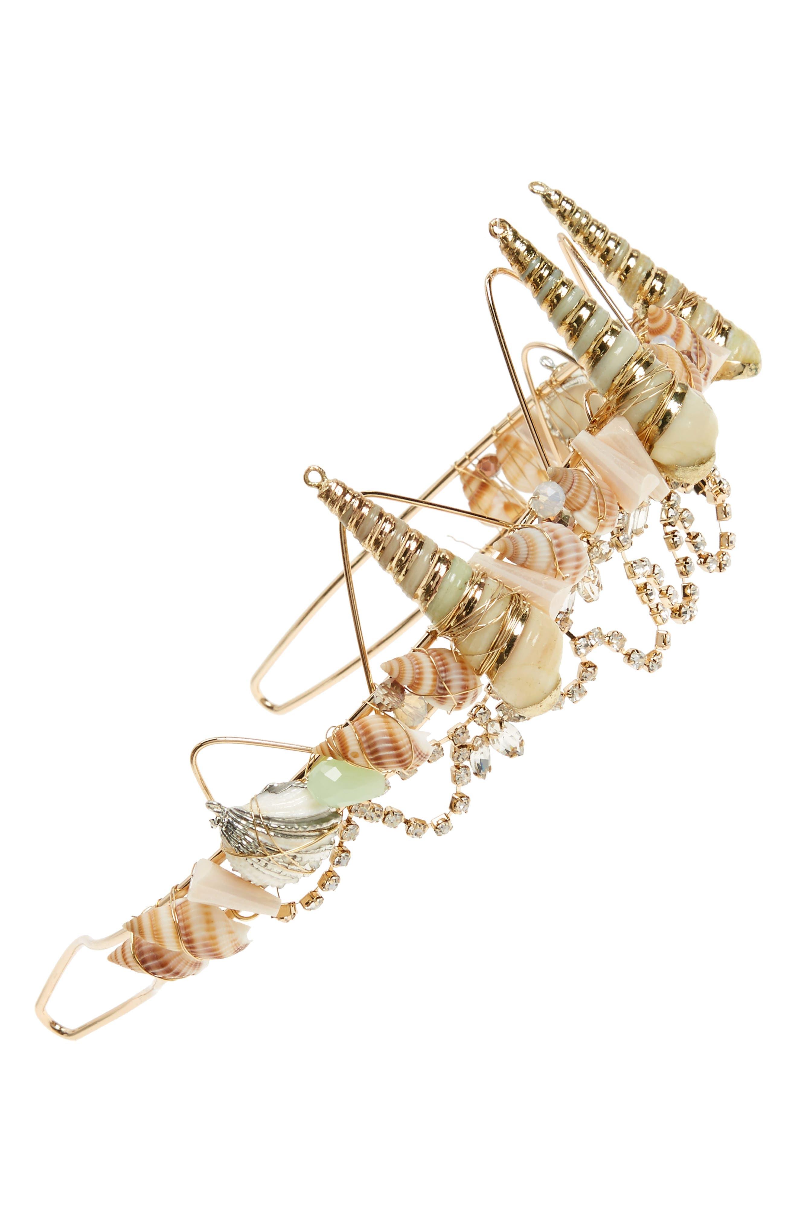 Topshop Mermaid Hair Crown