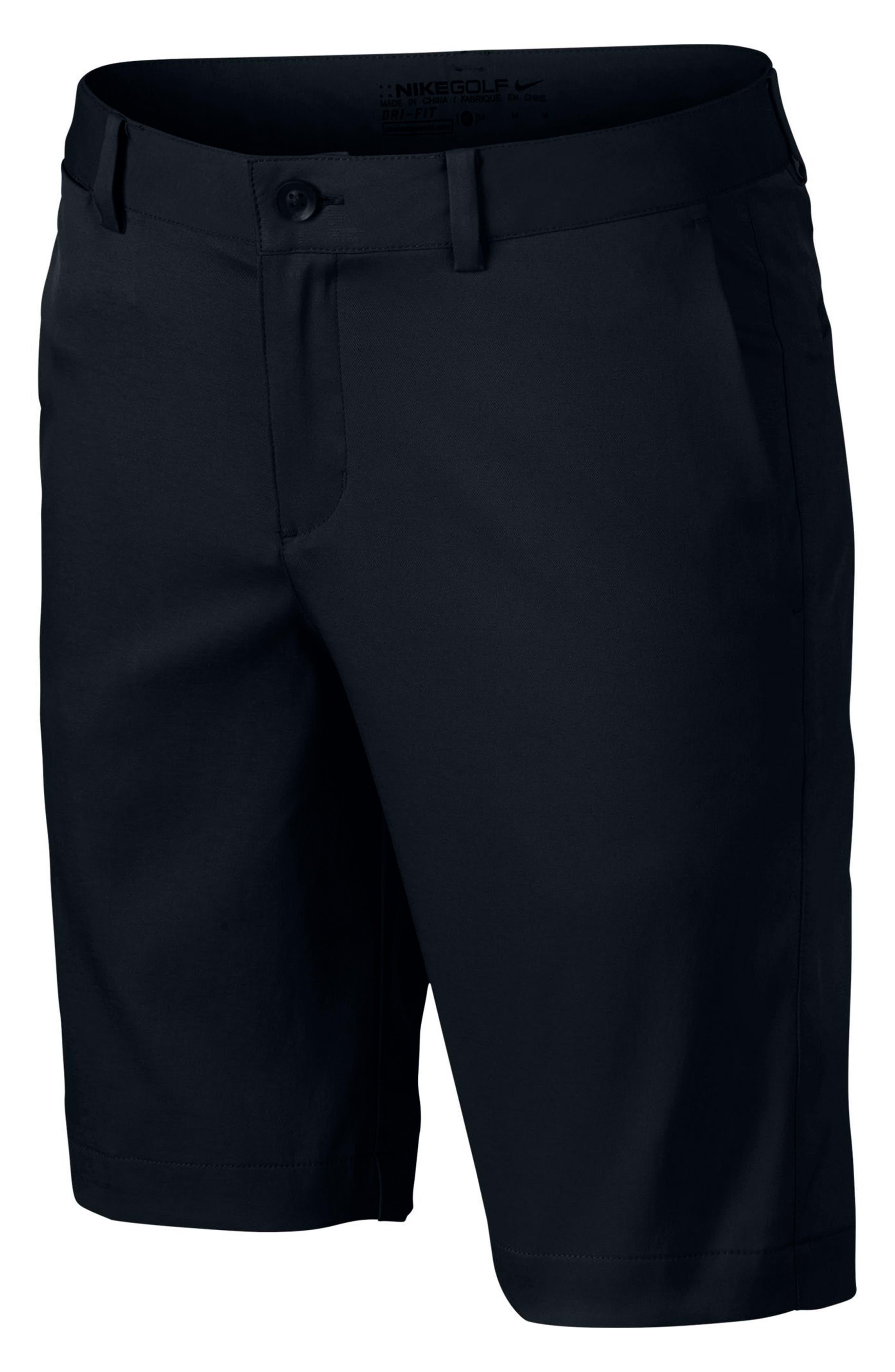 Nike Flat Front Shorts (Big Boys)