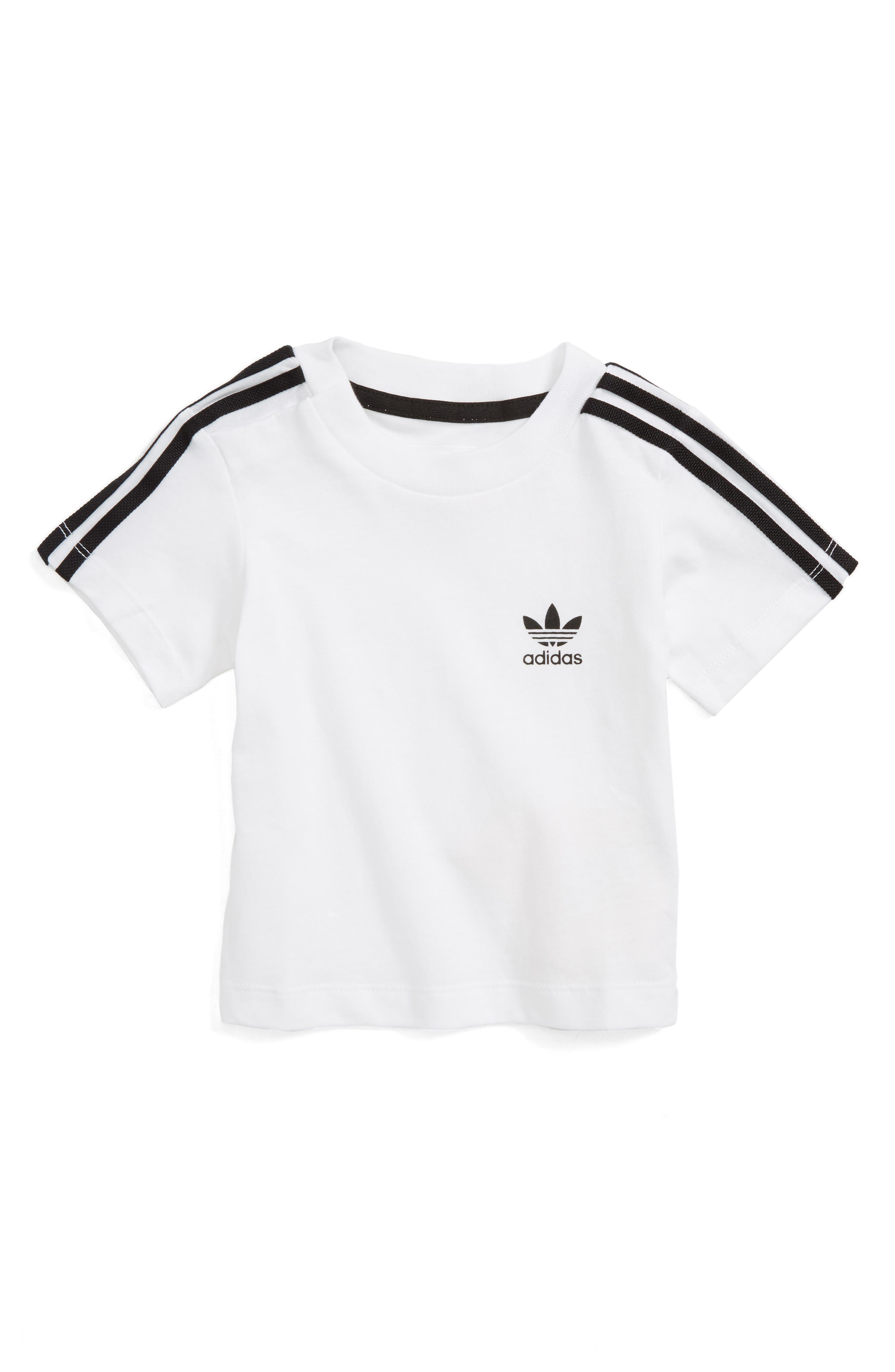 adidas Originals Stripe T-Shirt (Baby)