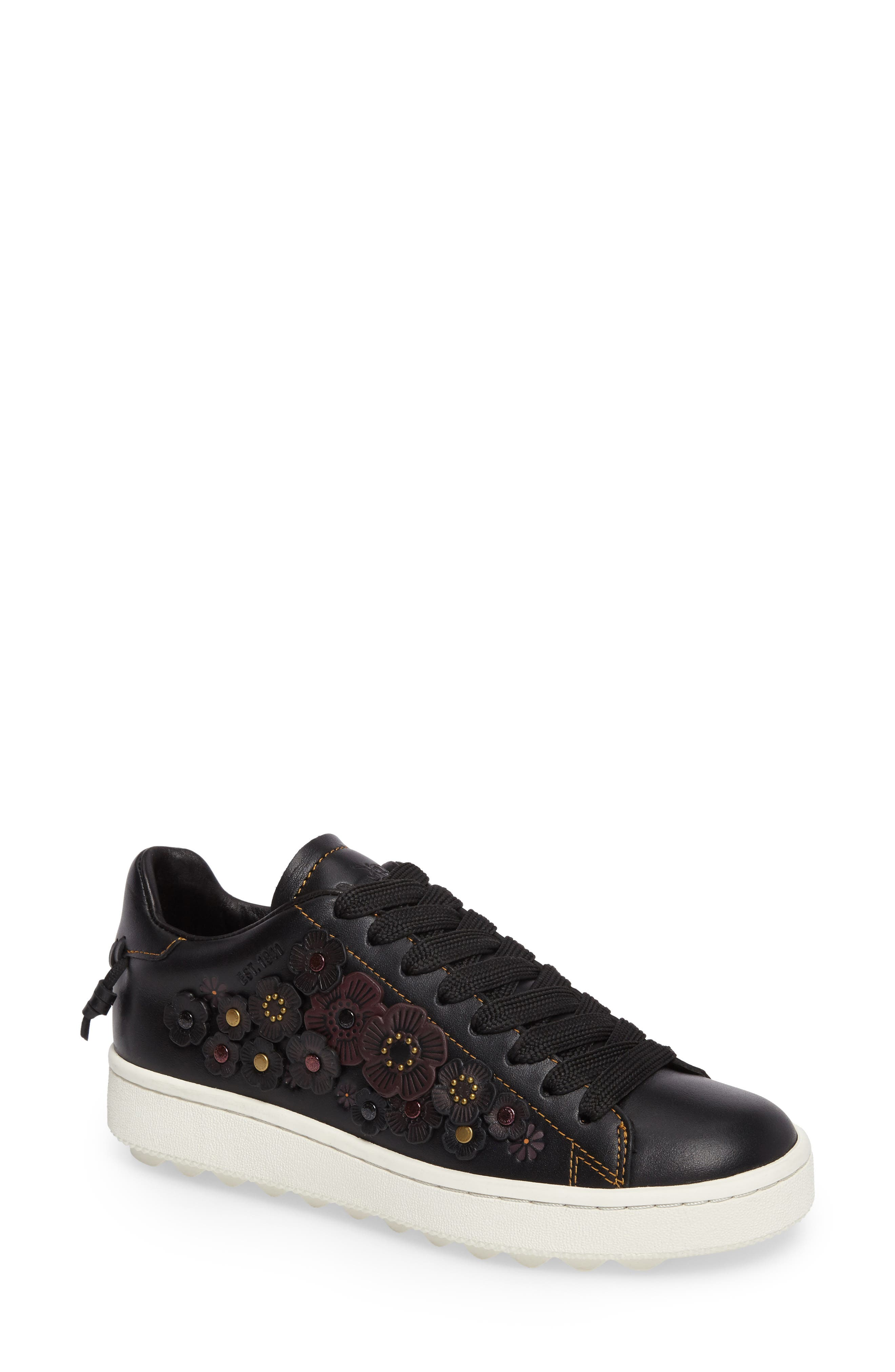 COACH Tea Rose Sneaker (Women)