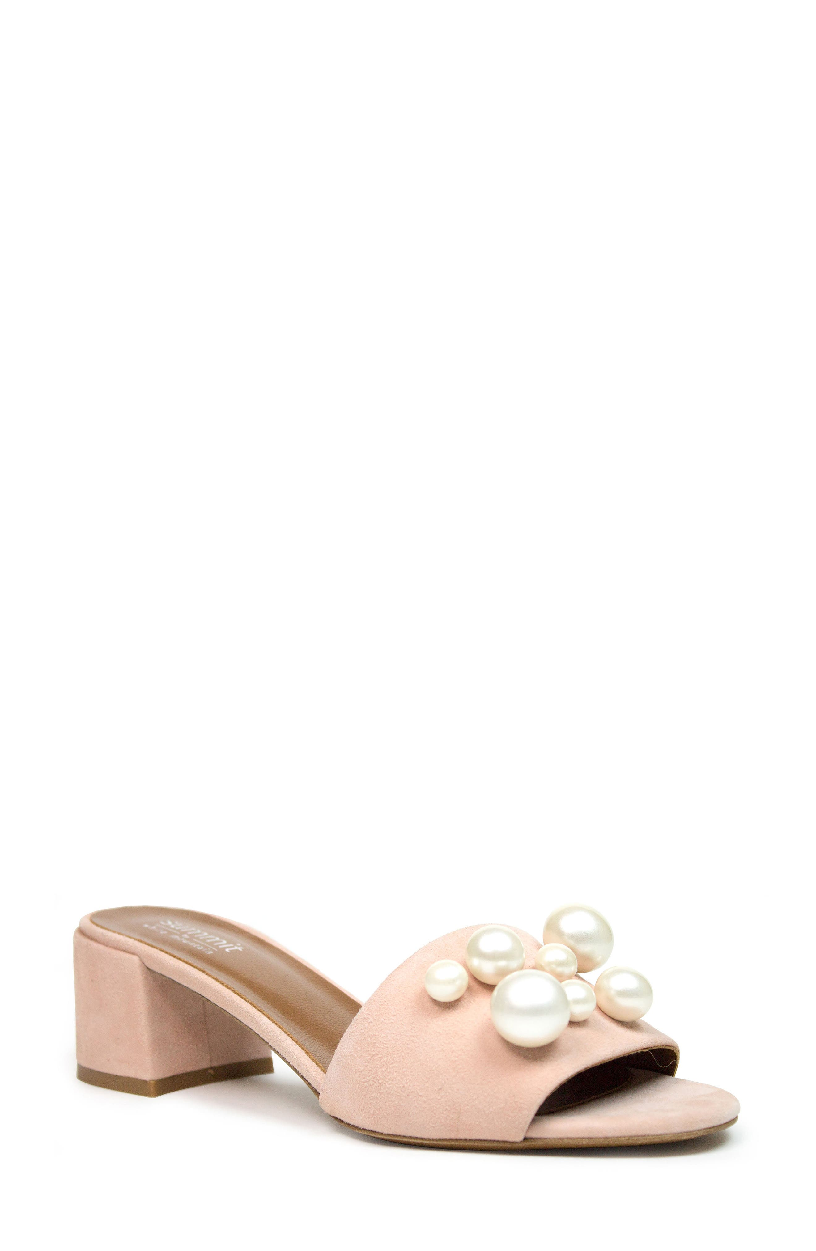 Summit Ariella Beaded Slide Mule (Women)