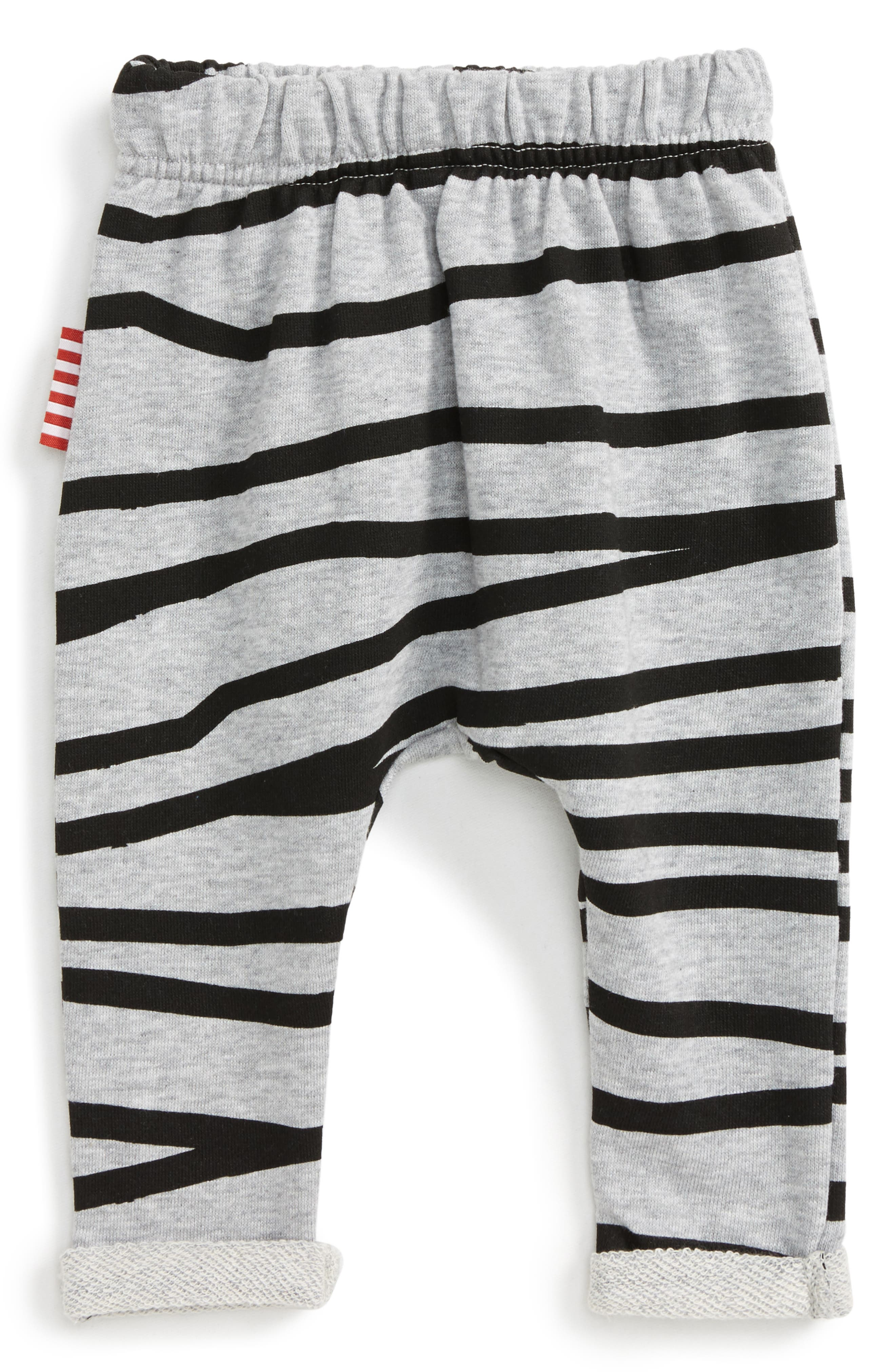 SOOKIbaby Stripe Jogger Pants (Baby)
