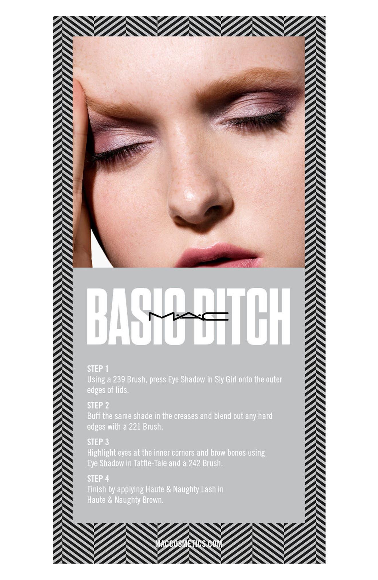 Alternate Image 5  - MAC Girls Basic Bitch Palette ($160 Value)