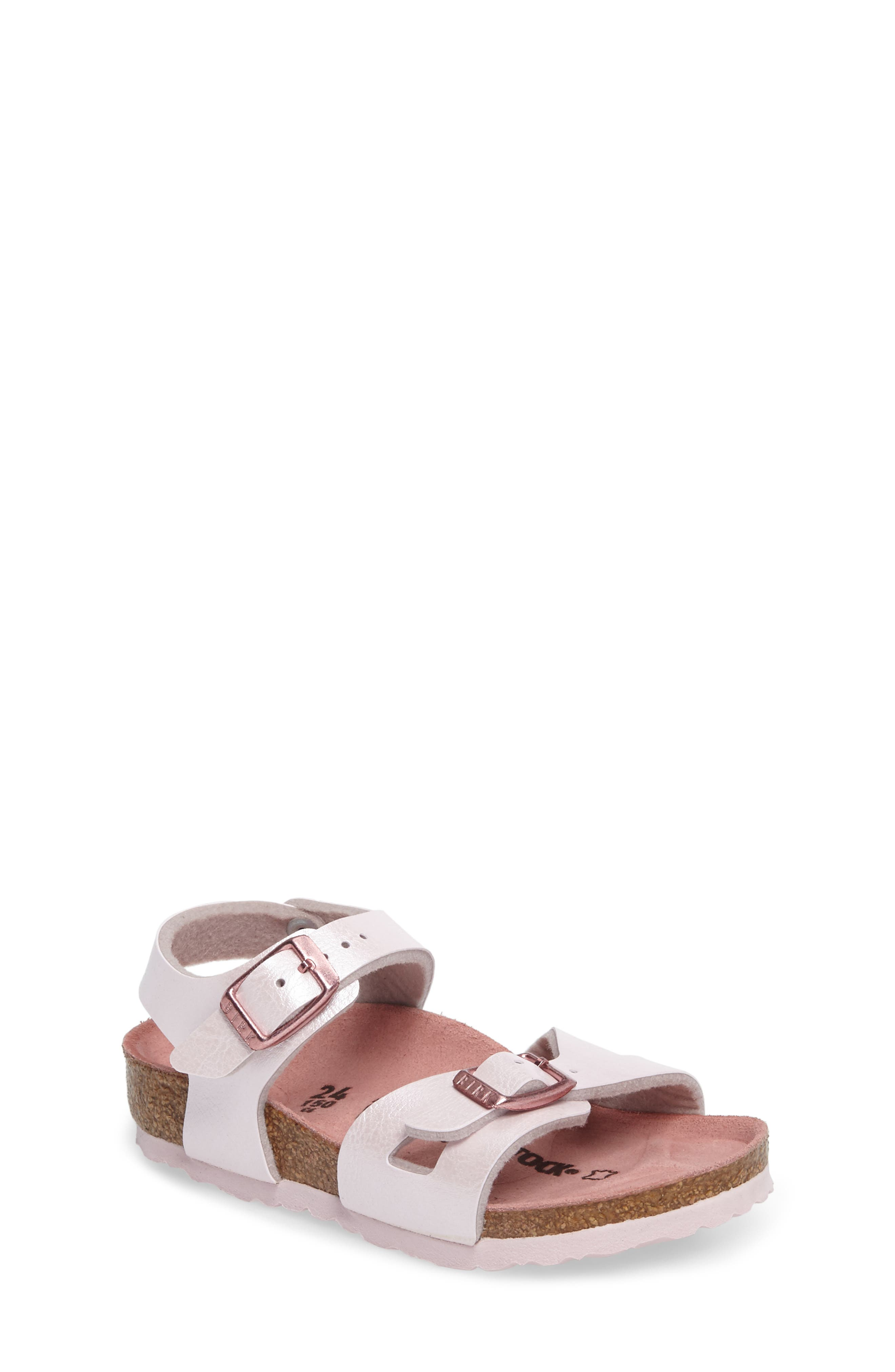 Birkenstock Rio Sandal (Walker & Toddler)