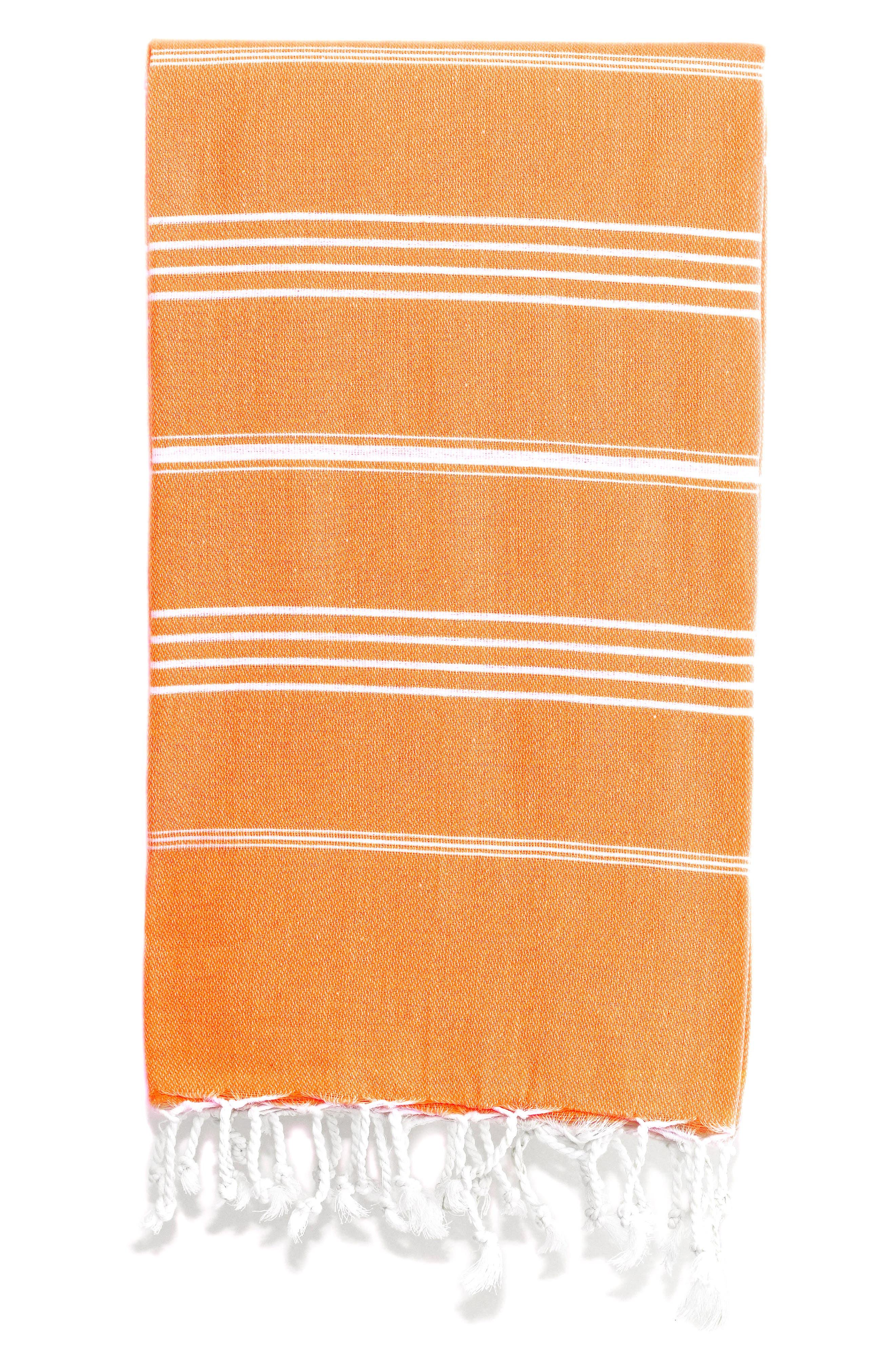 Linum Home Textiles 'Lucky' Turkish Pestemal Towel