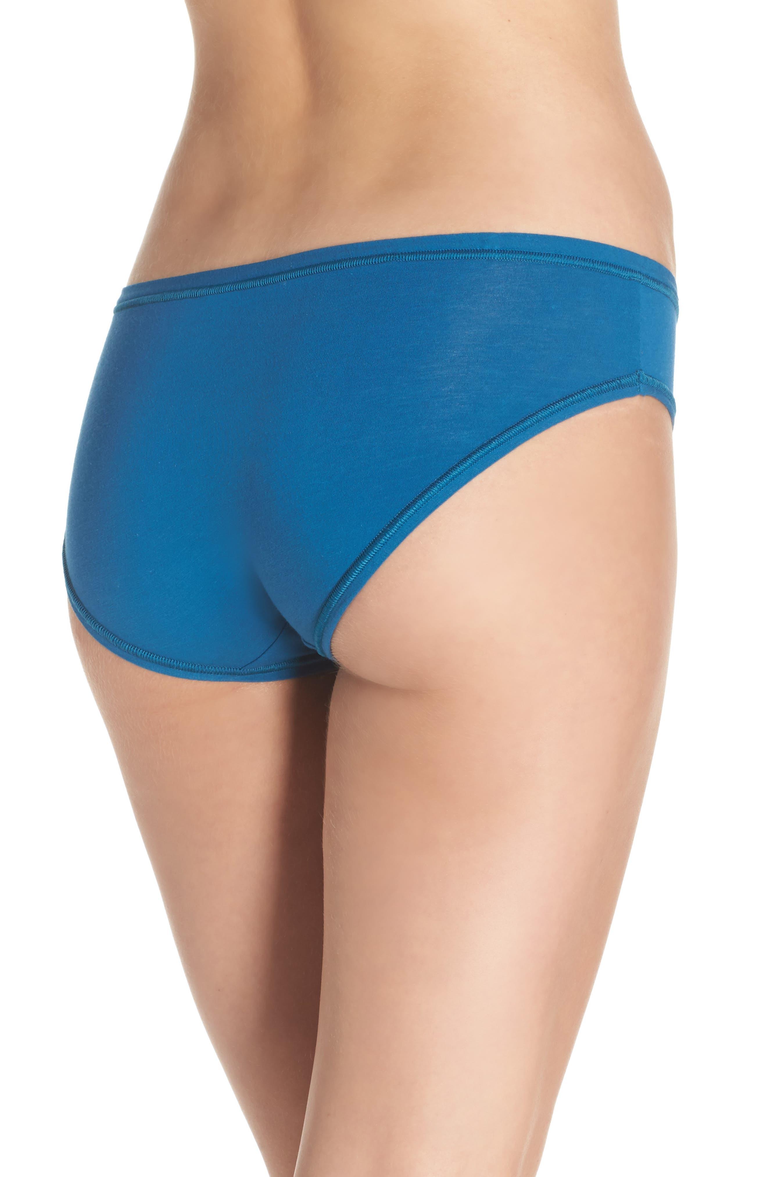 Alternate Image 2  - Wacoal B Fitting Bikini (3 for $39)