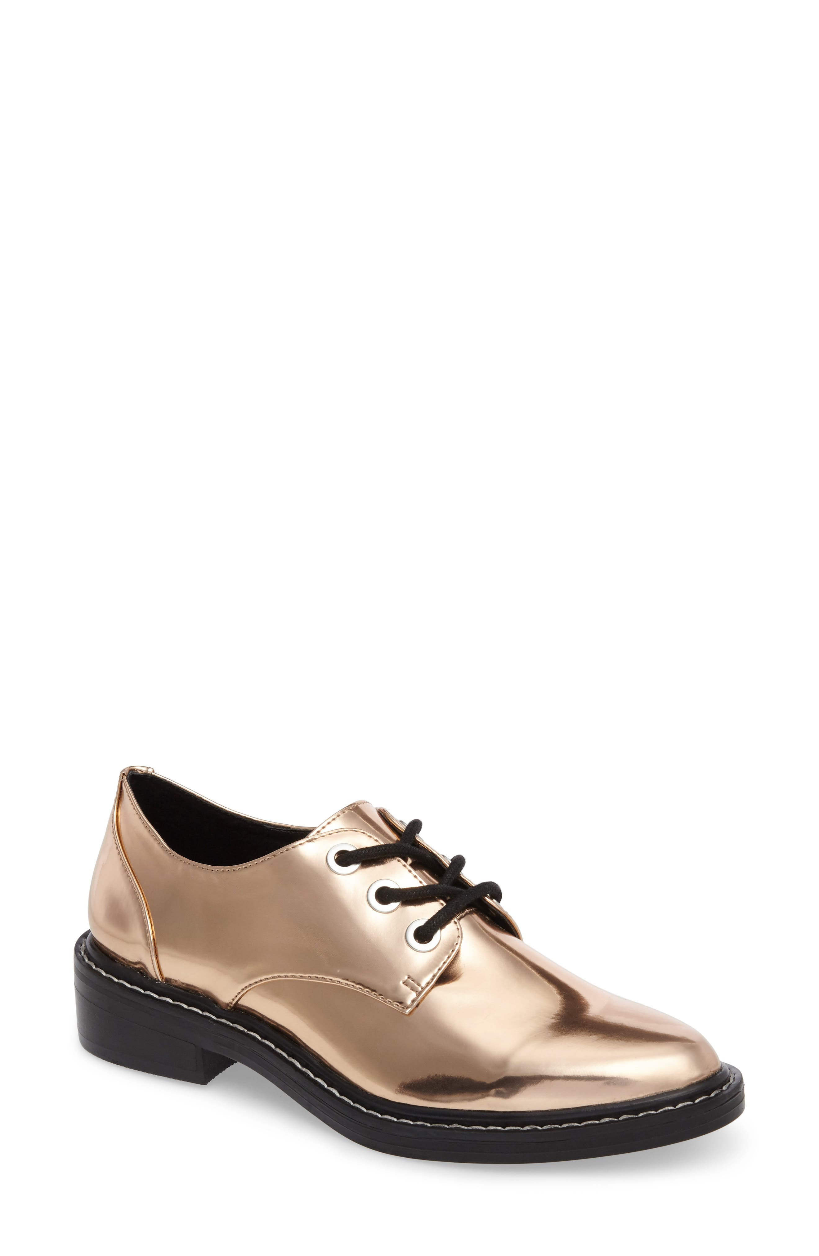 Steve Madden Little Lace-up Oxford (Women)