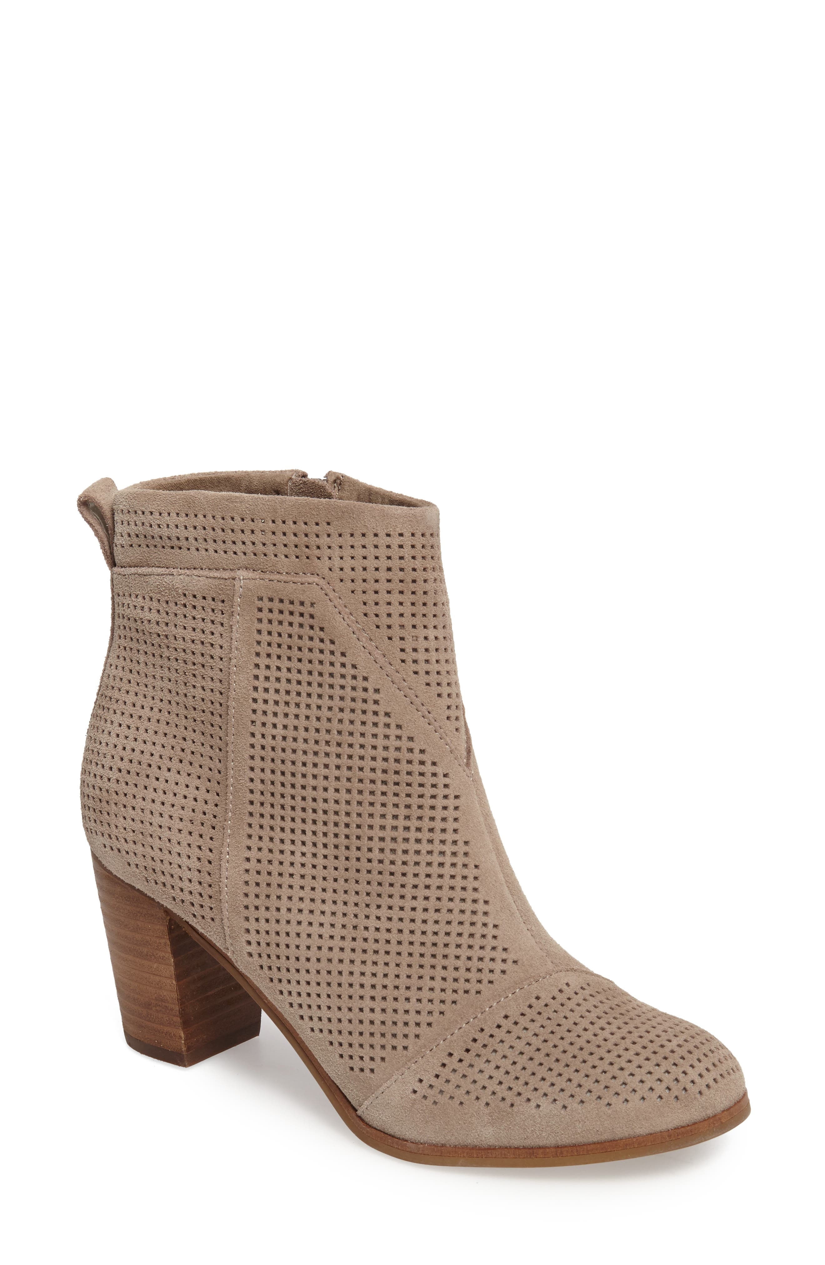 Alternate Image 1 Selected - TOMS 'Lunata' Bootie (Women)