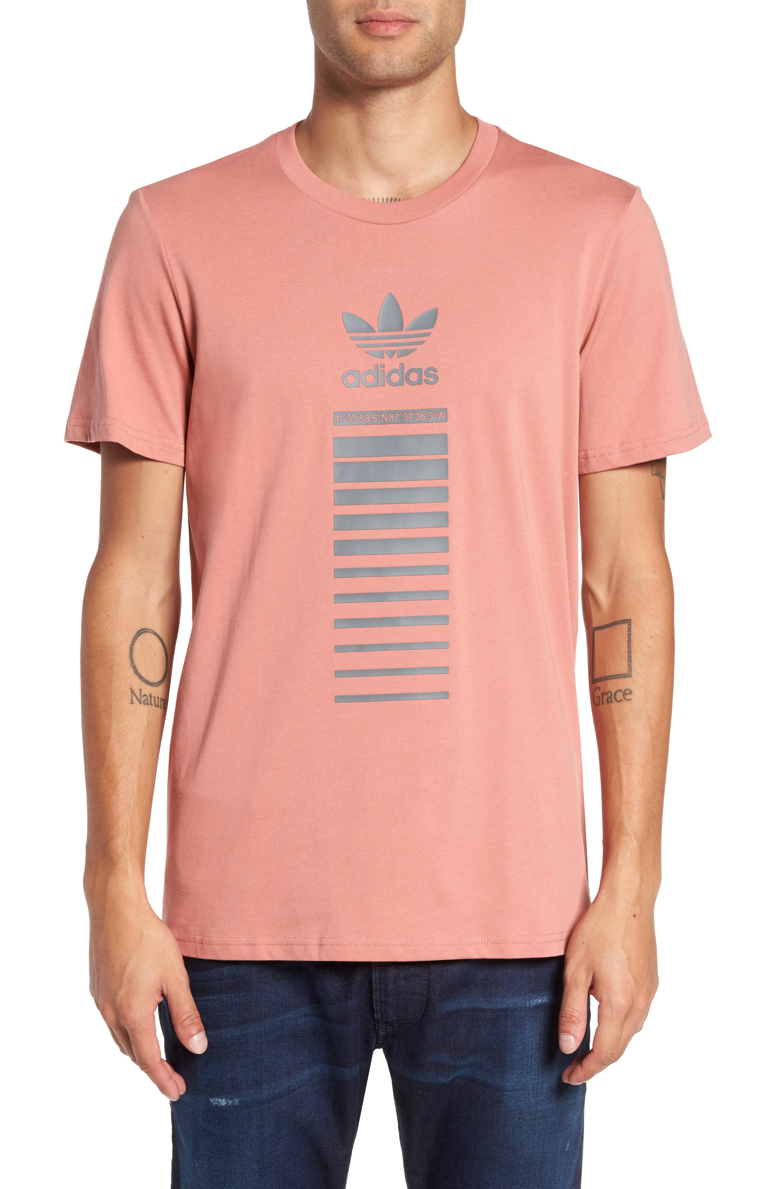adidas Originals Chicago Emblem T-shirt