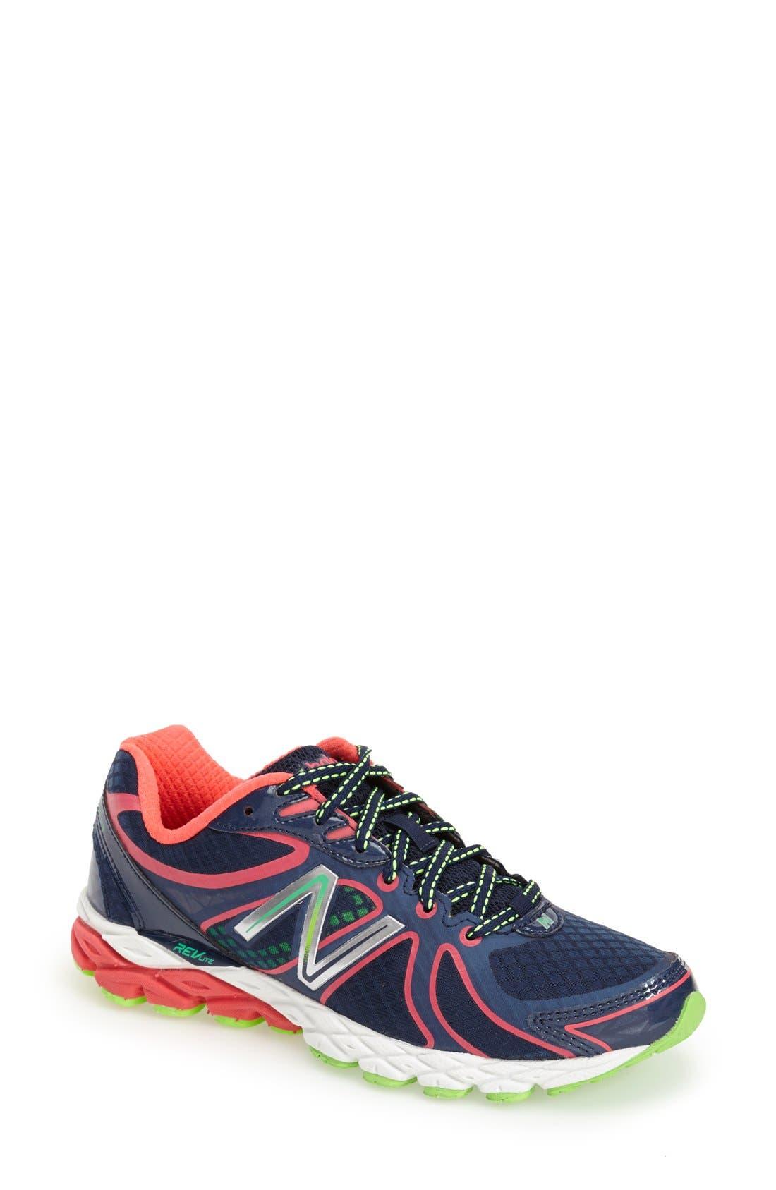 Main Image - New Balance '870' Running Shoe (Women)