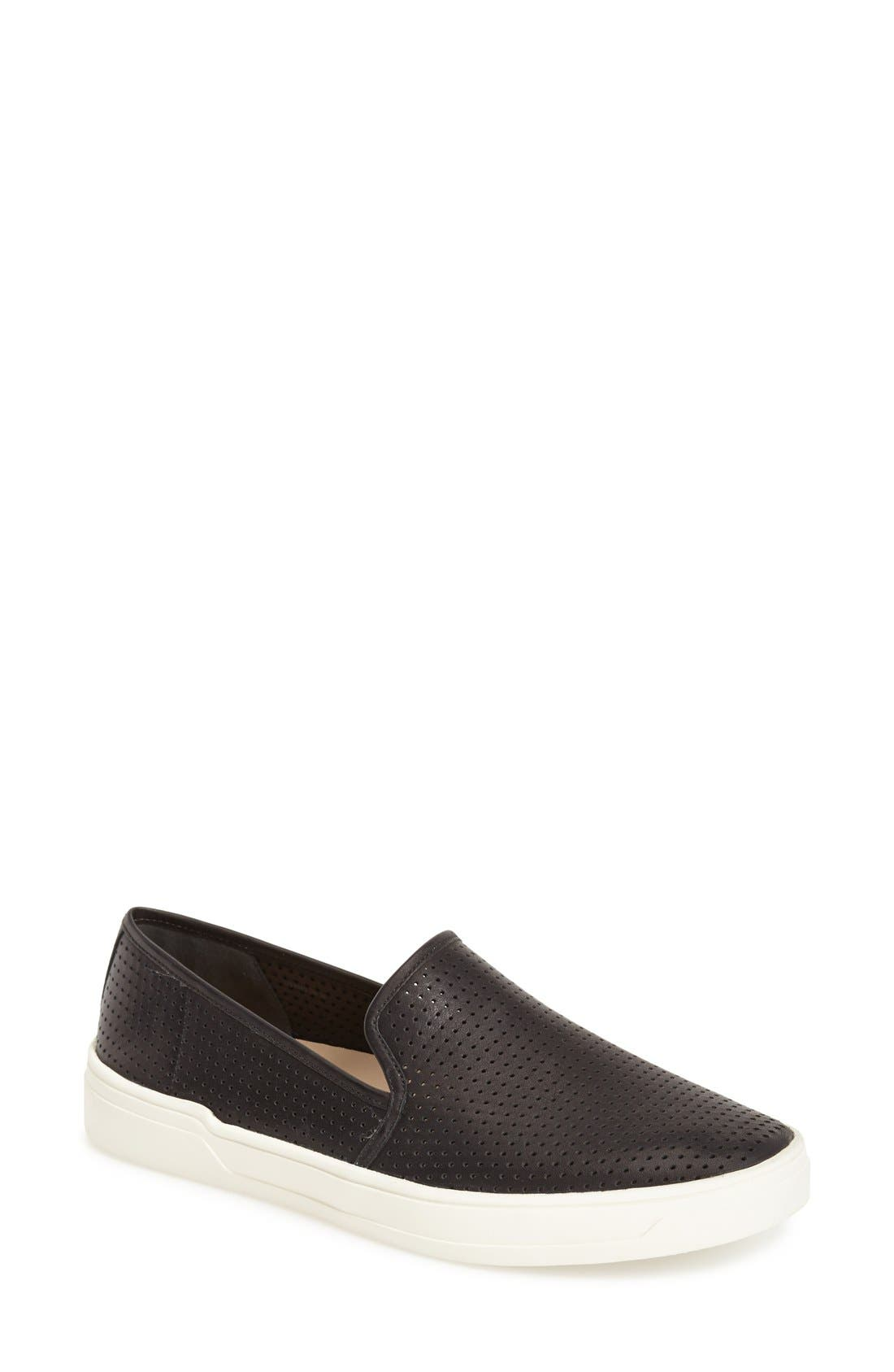 Main Image - Via Spiga 'Galea' Leather Slip-On Sneaker (Women)