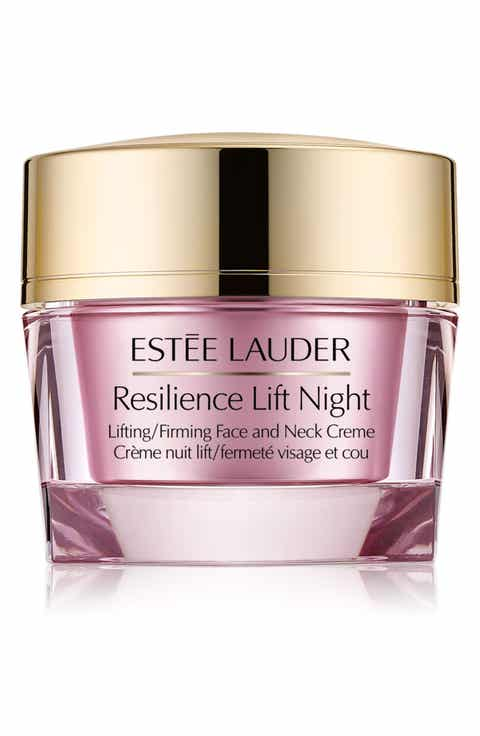 에스티 로더 ESTÉE LAUDER Resilience Lift Night Lifting/Firming Face and Neck Crème