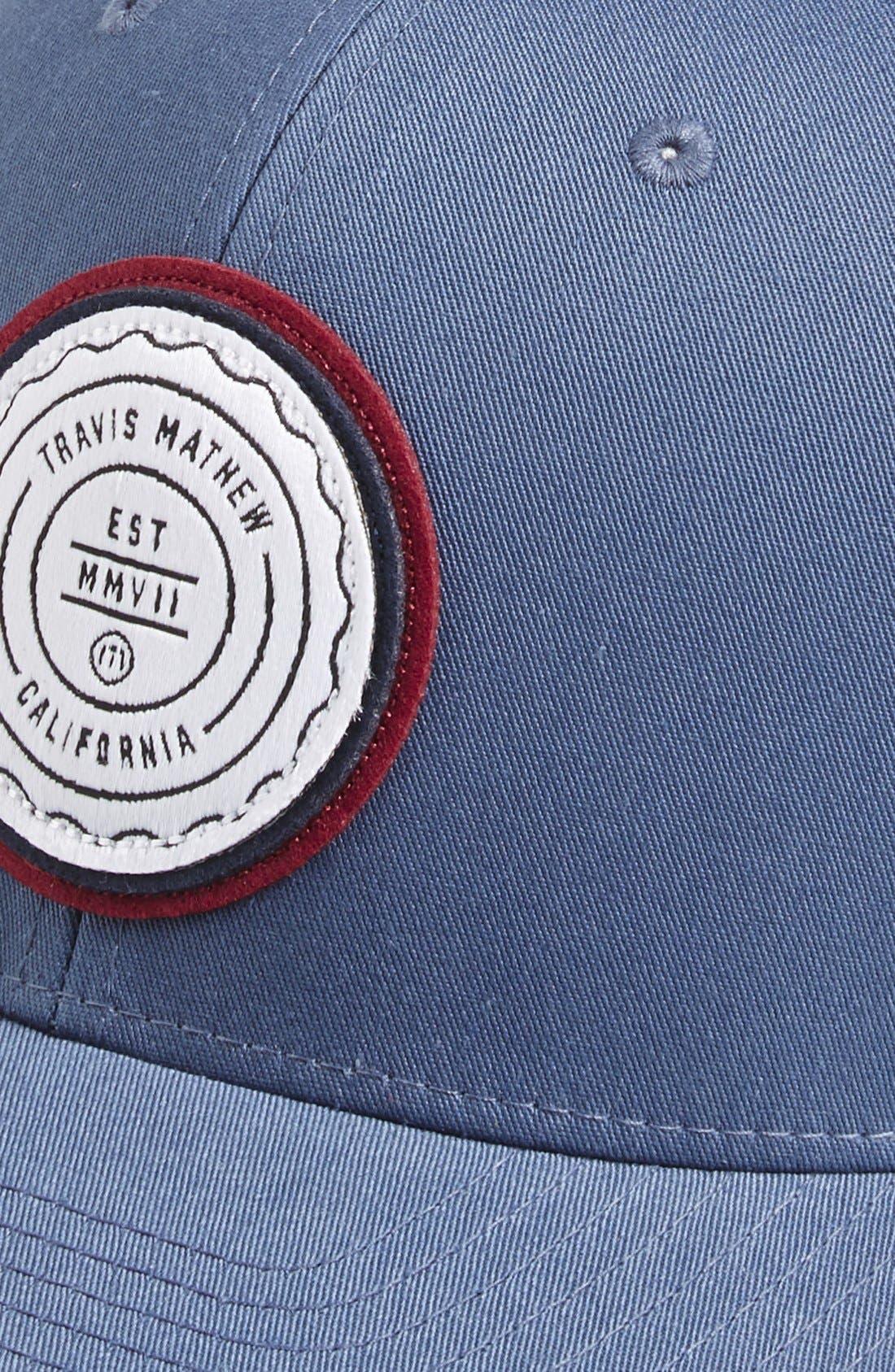 Alternate Image 2  - Travis Mathew 'Fringe' Trucker Hat