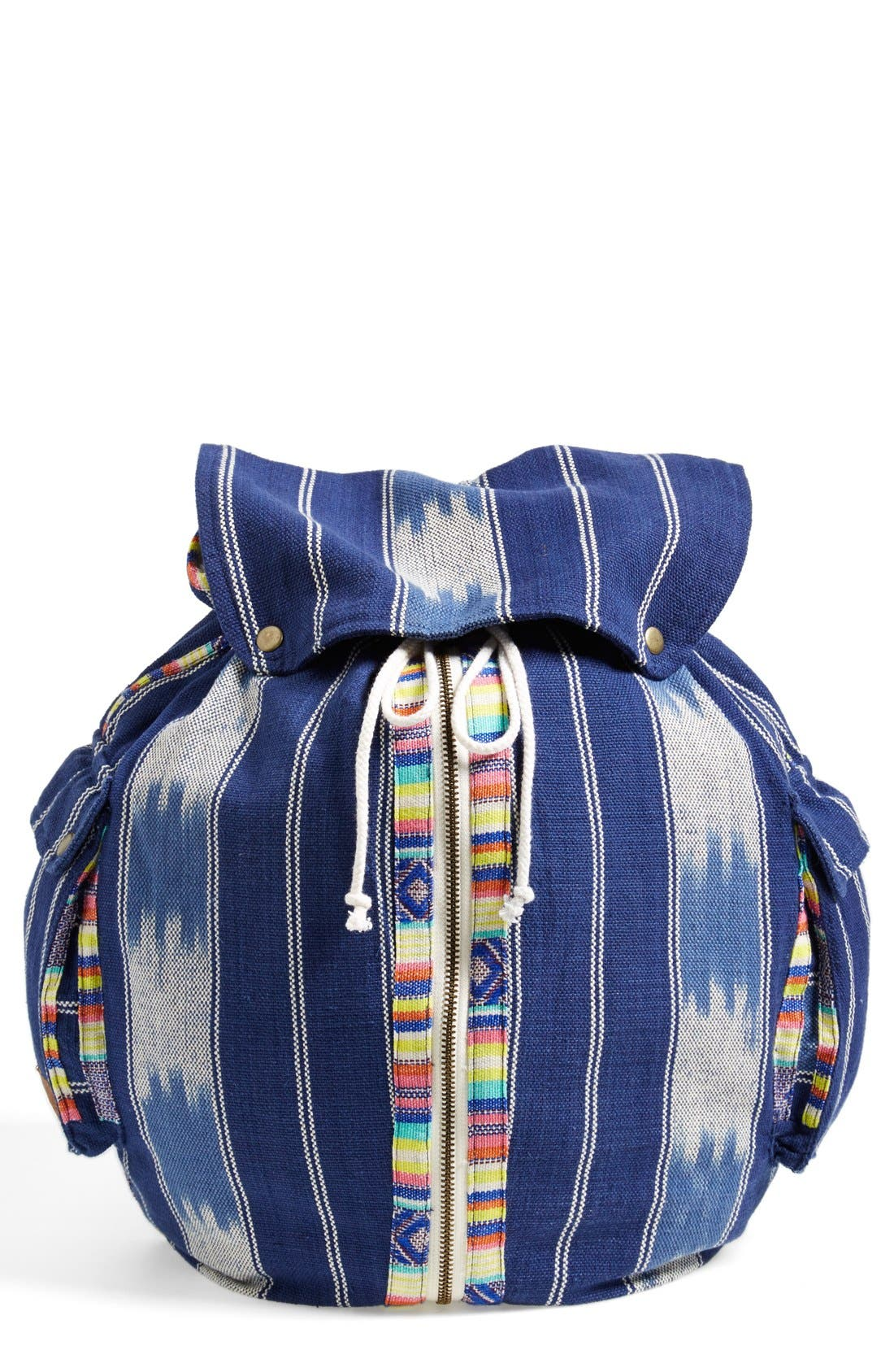 Main Image - Billabong 'Indian Surf' Woven Backpack