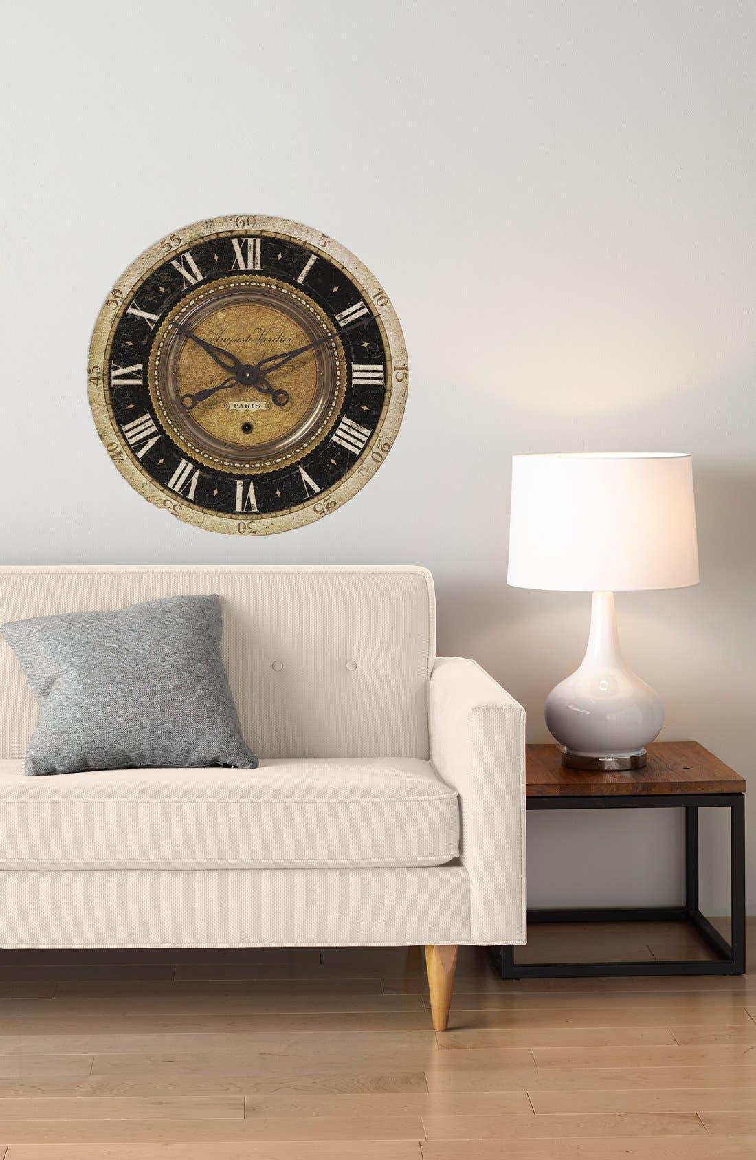 Alternate Image 2  - Uttermost 'Auguste Verdier' Wall Clock