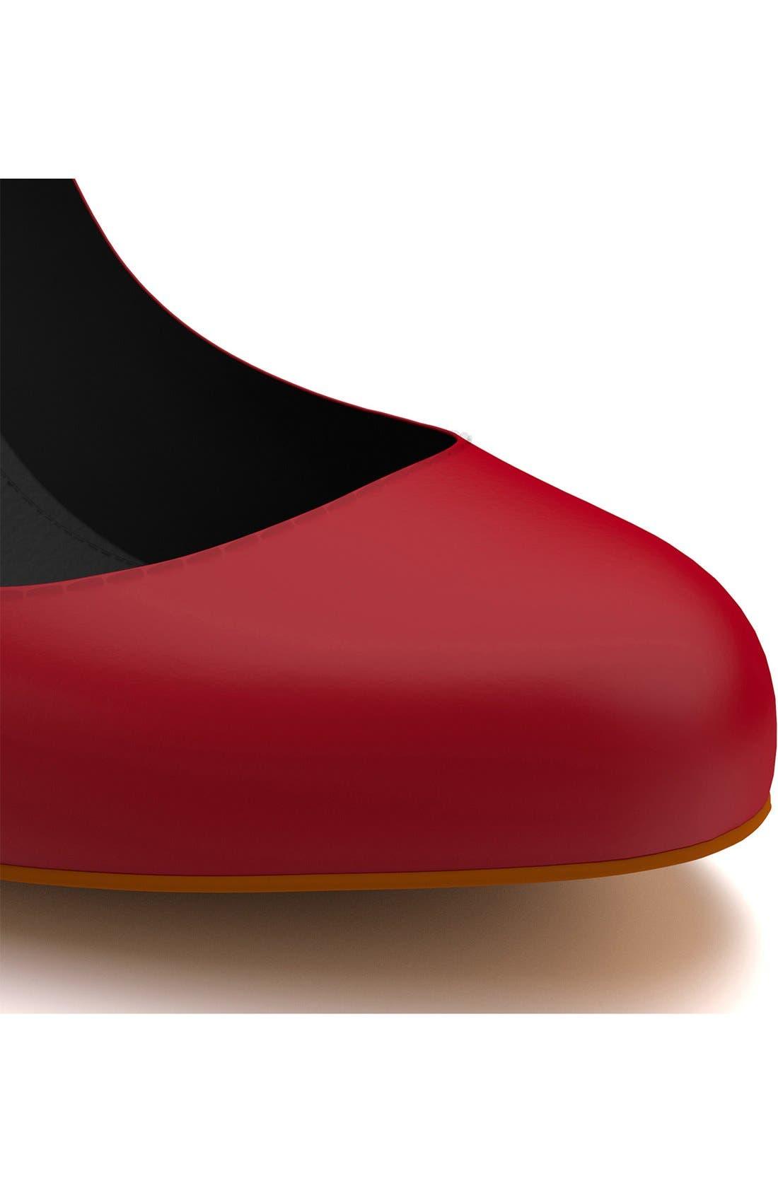 Alternate Image 5  - Shoes of Prey Round Toe  Pump (Women)