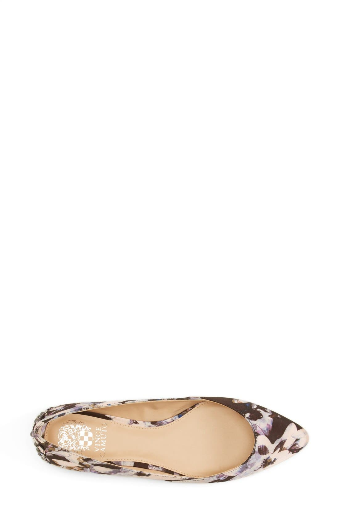 Alternate Image 3  - Vince Camuto 'Alley' Studded Flat (Women)