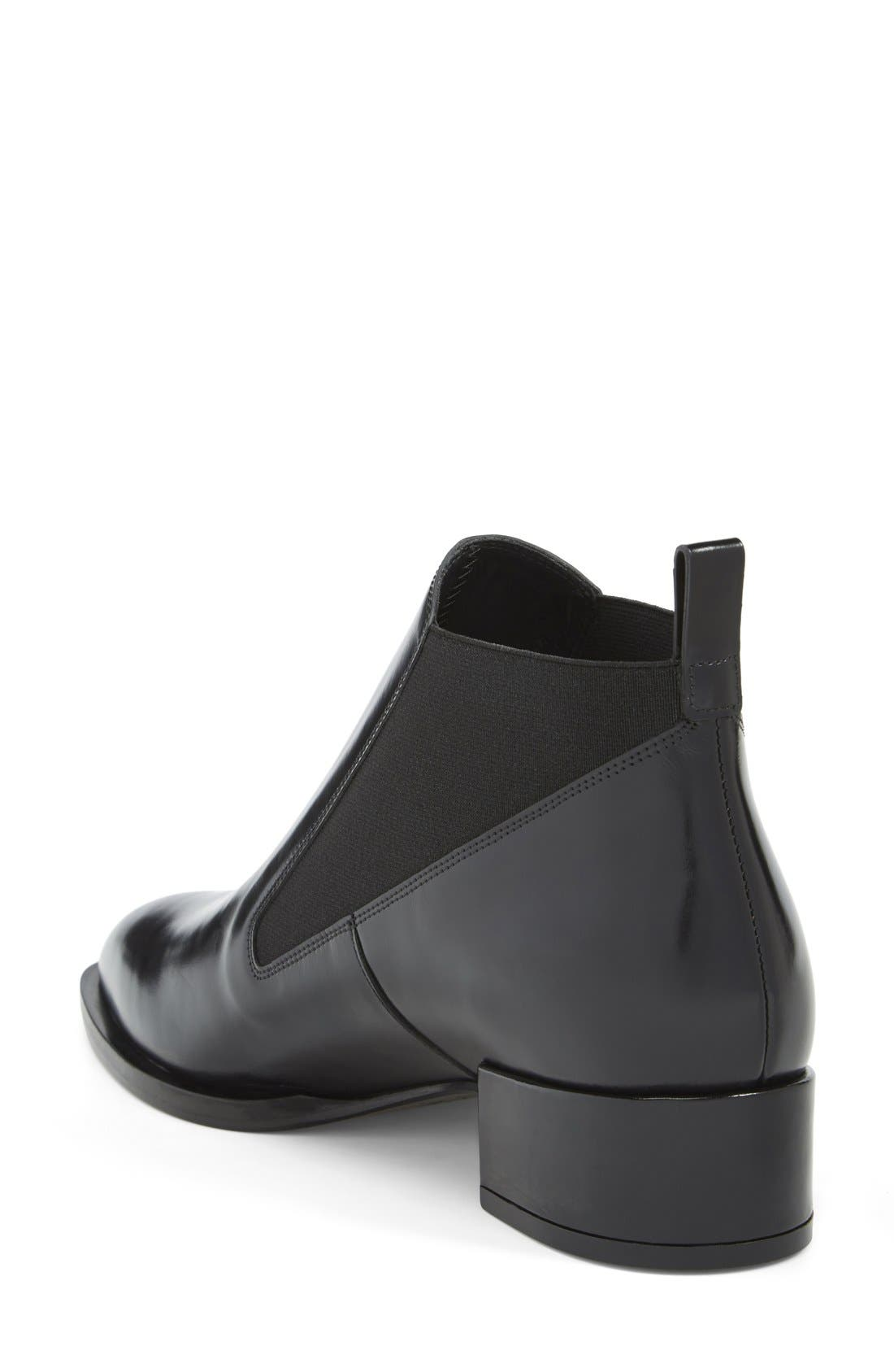 Alternate Image 2  - Vince 'Yarrow' Leather Chelsea Ankle Boot (Women)
