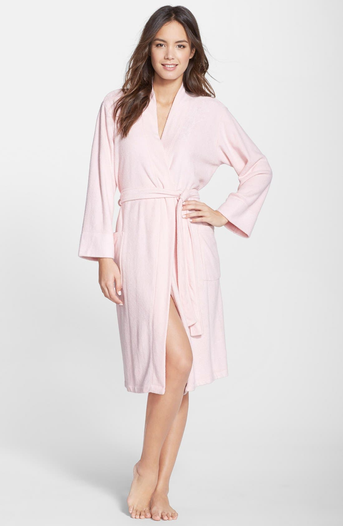 Alternate Image 1 Selected - Natori 'Nirvana' Midi Robe