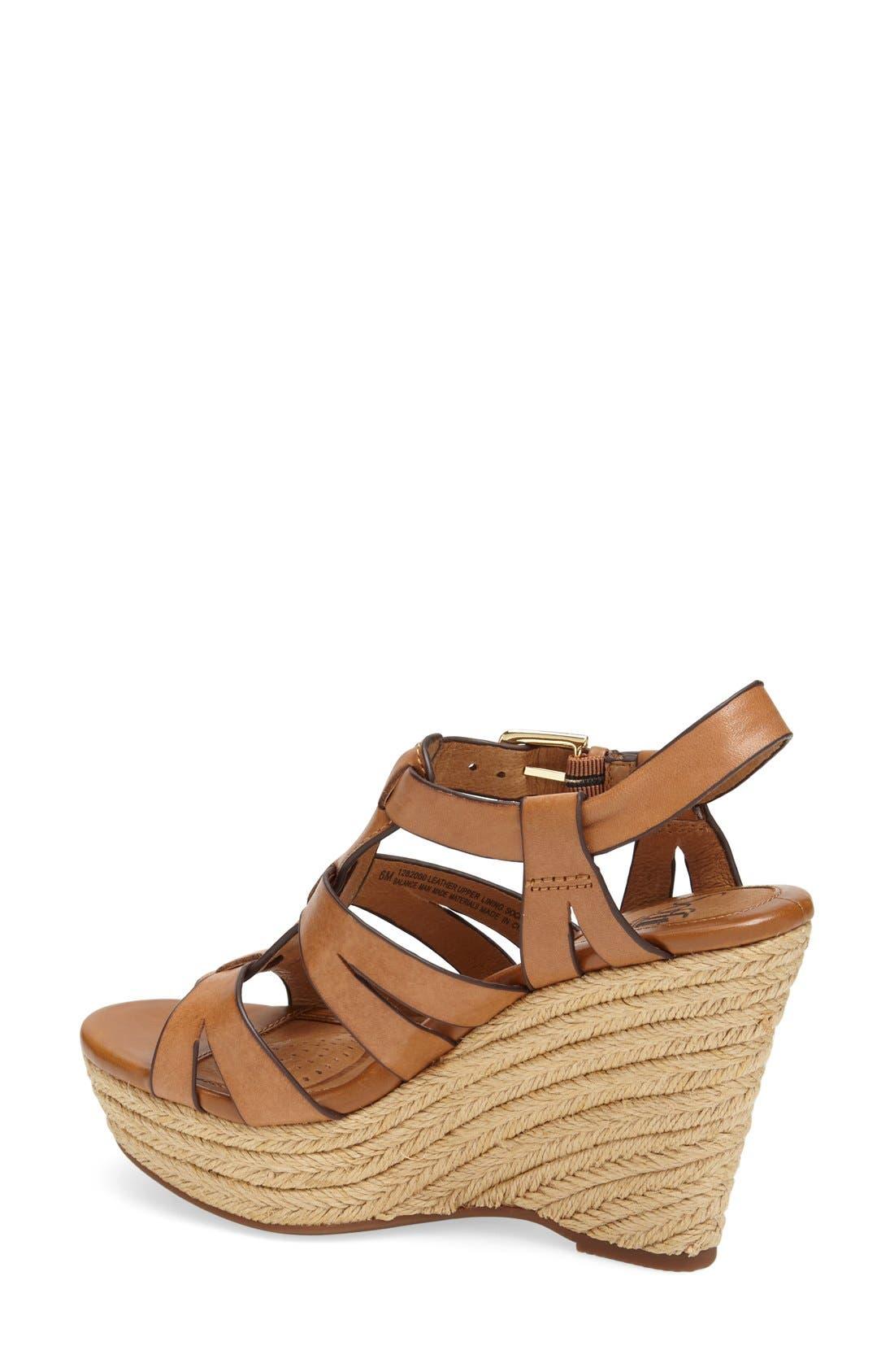 Alternate Image 2  - Söfft 'Pahana' Espadrille Wedge Sandal (Women)