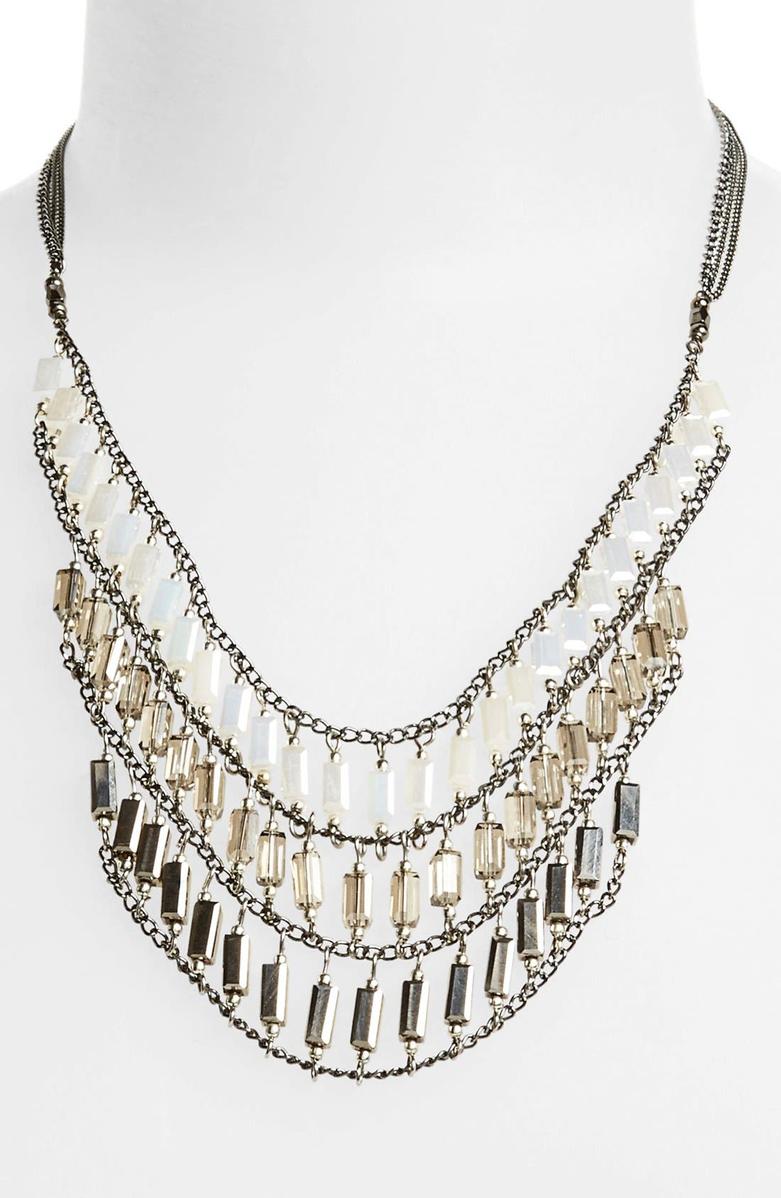 Alternate Image 2  - Nakamol Design Beaded Multi Strand Necklace