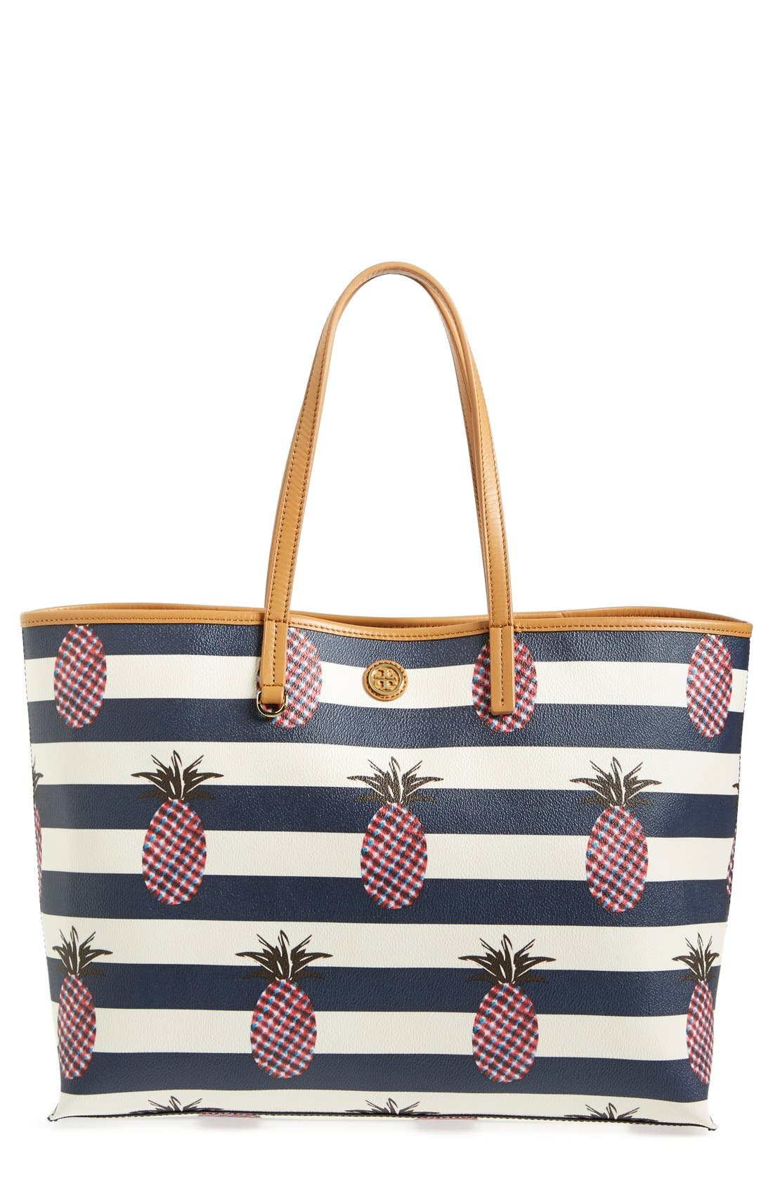 Alternate Image 1 Selected - Tory Burch 'Kerrington Square' Tote