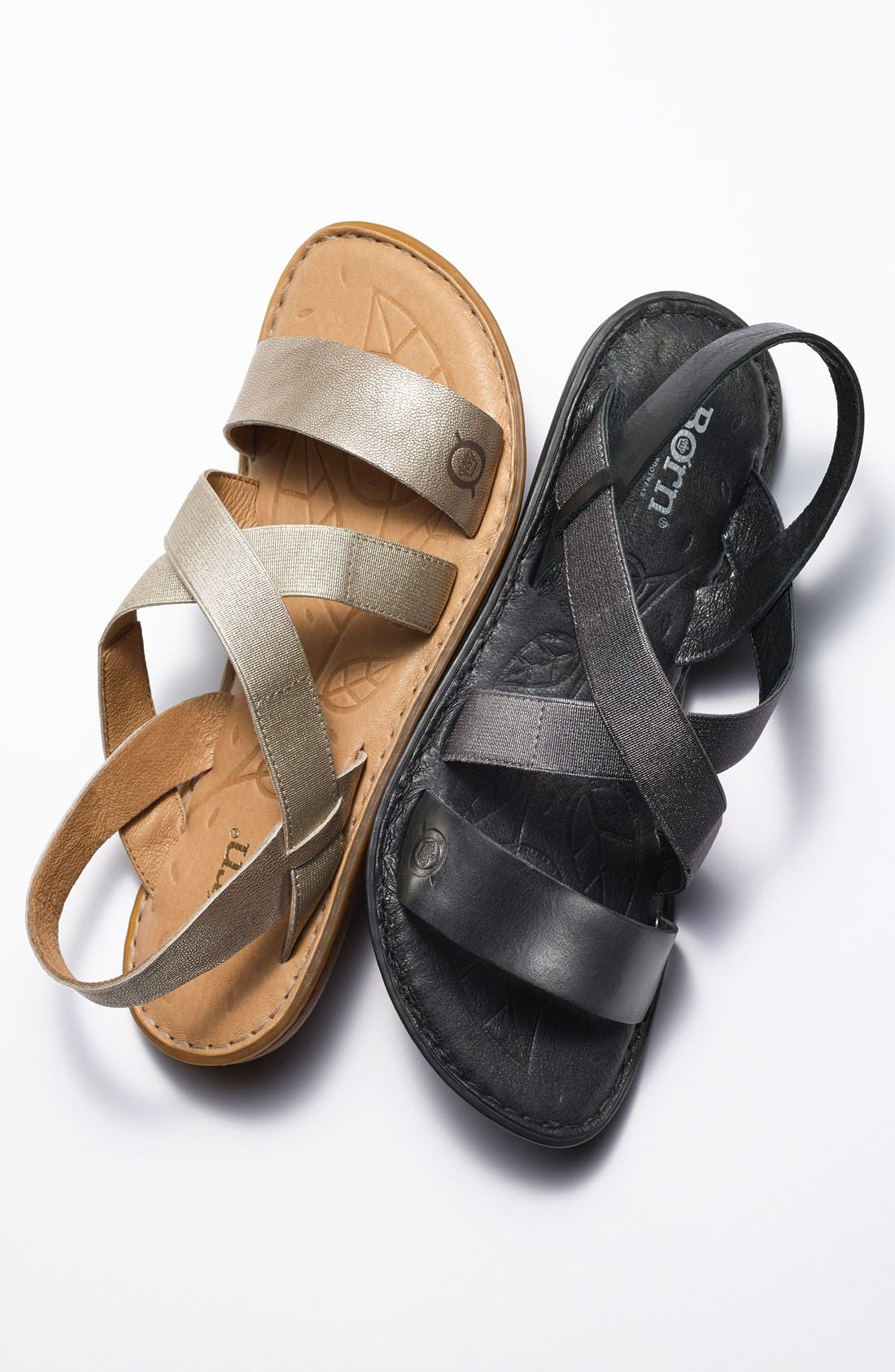 Alternate Image 5  - Børn 'Icelyn' Flat Sandal (Women)