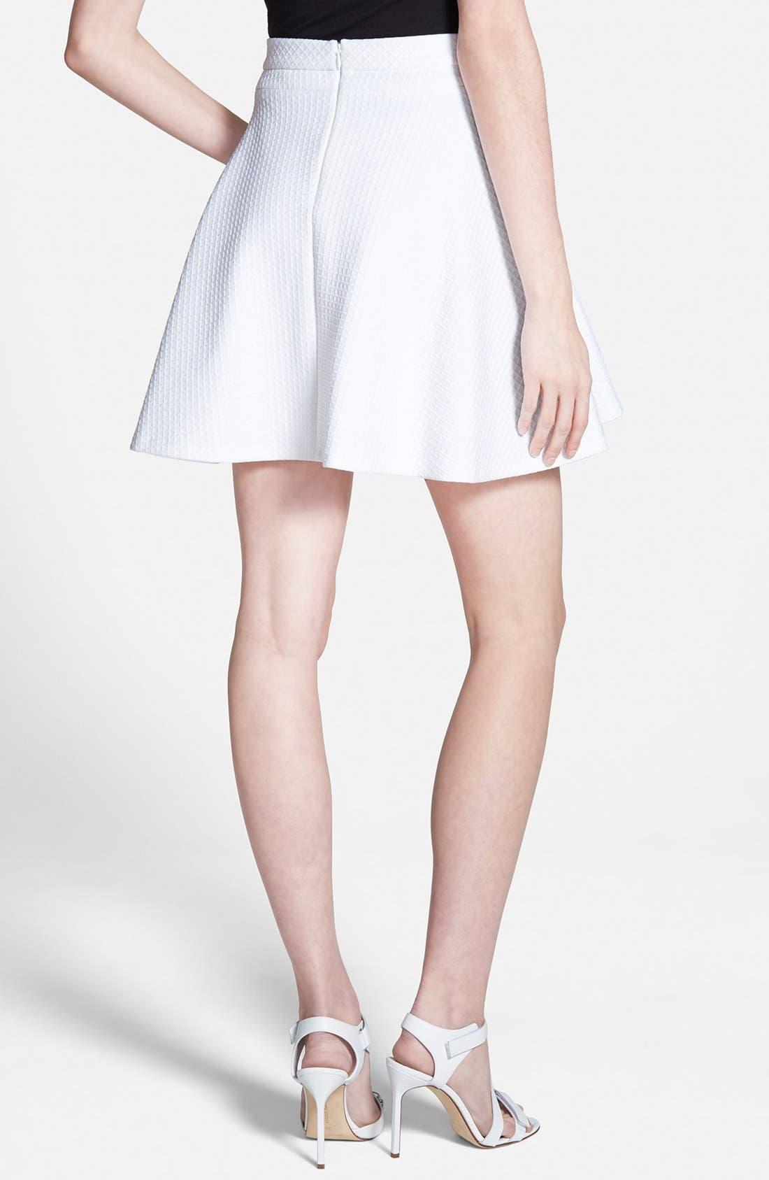 Alternate Image 2  - Rebecca Minkoff 'Jax' Flare Skirt