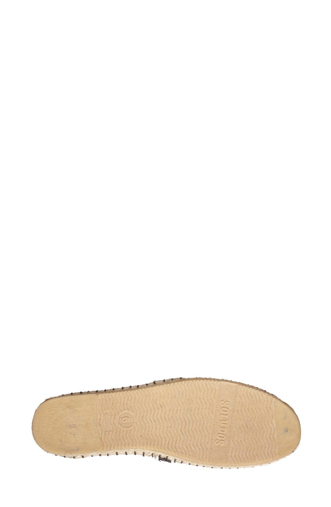Alternate Image 4  - Soludos 'Classic' Espadrille Slip-On (Women)