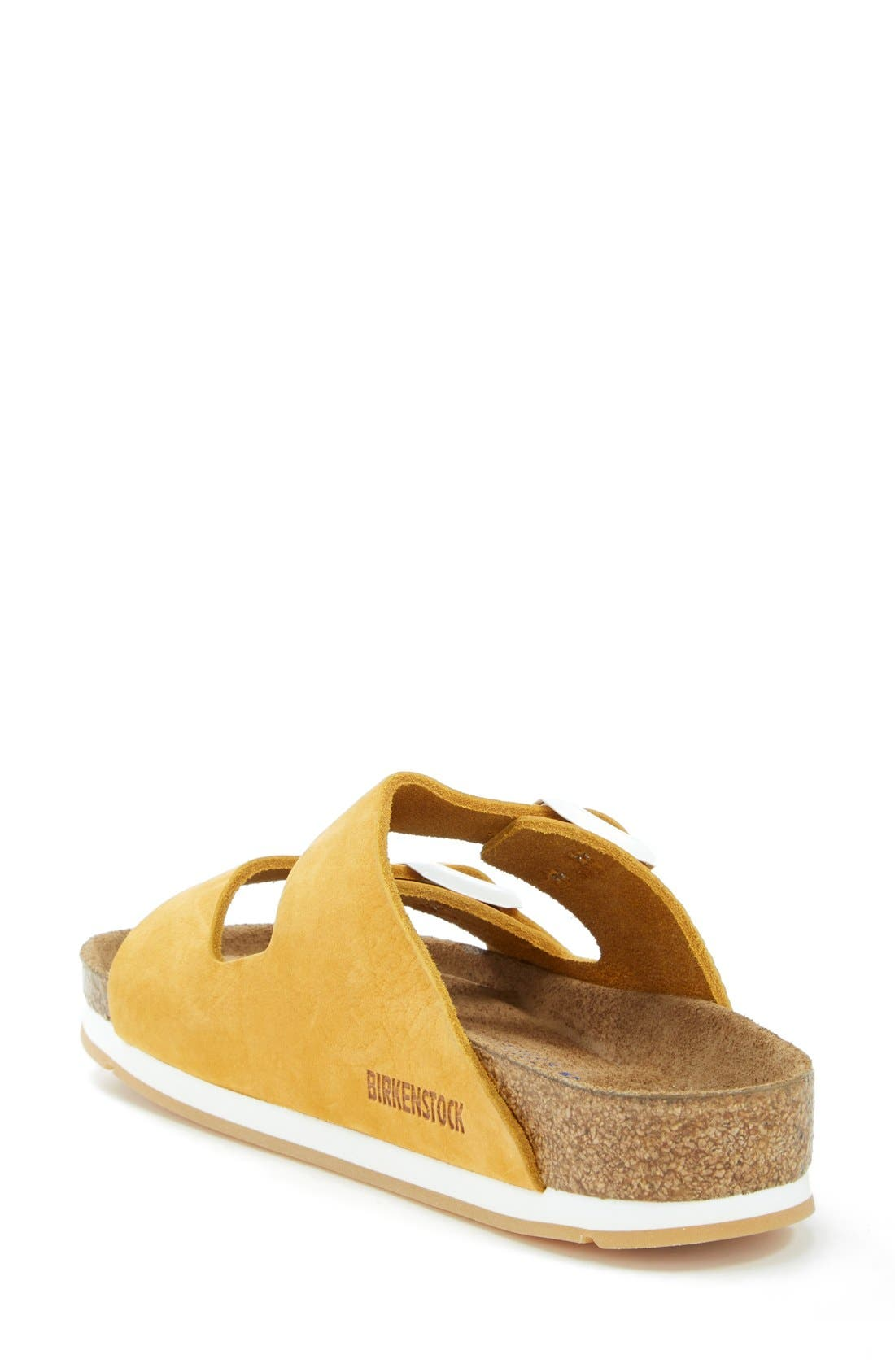 Alternate Image 2  - Birkenstock 'Arizona' Soft Footbed Sandal (Women)