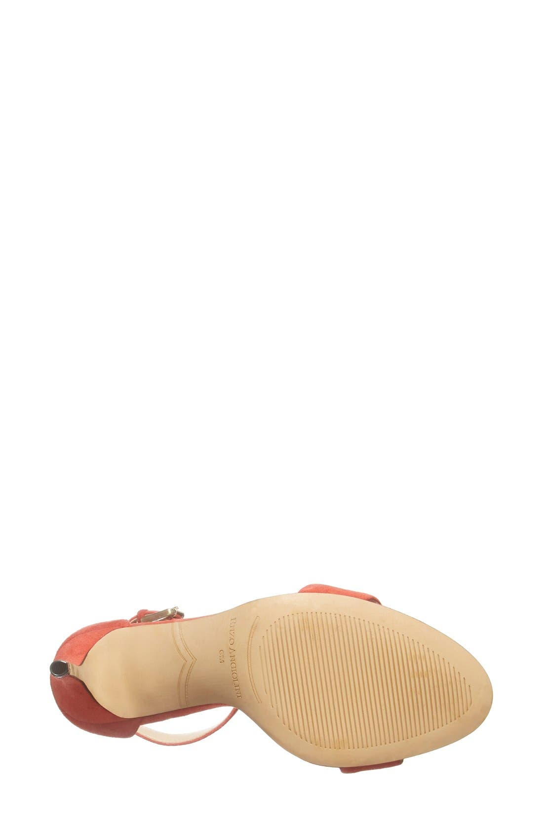 Alternate Image 5  - Enzo Angiolini 'Manna' Ankle Strap Sandal (Women)