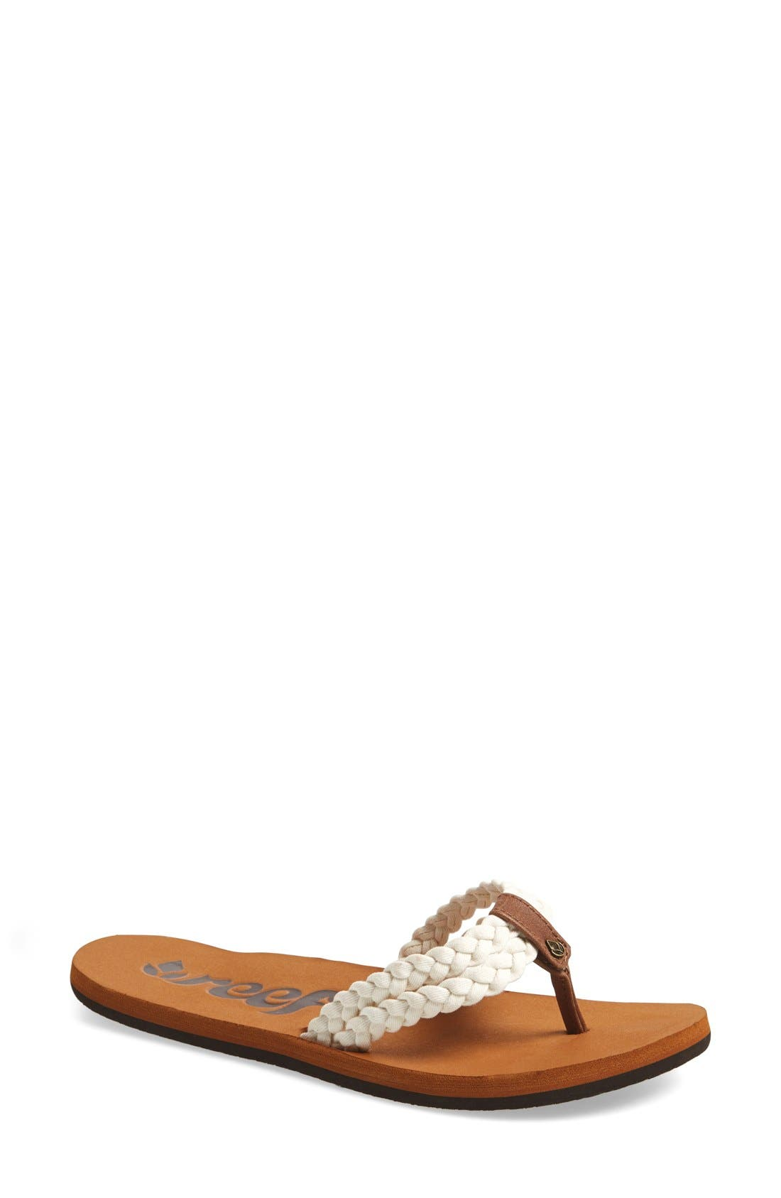 Main Image - Reef 'Twisted Sky' Flip-Flop Thong Sandal (Women)